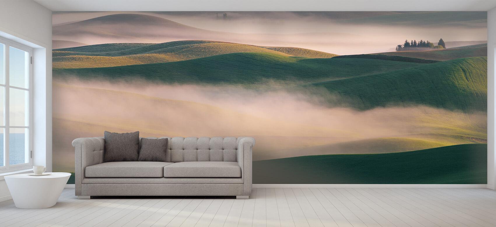Dream Land in Morning Mist 8