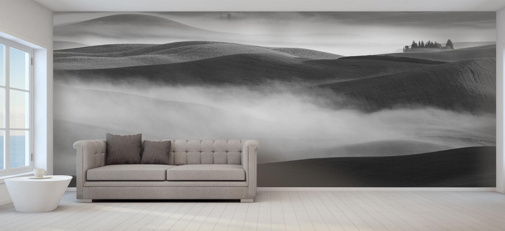Dream Land in Morning Mist 9