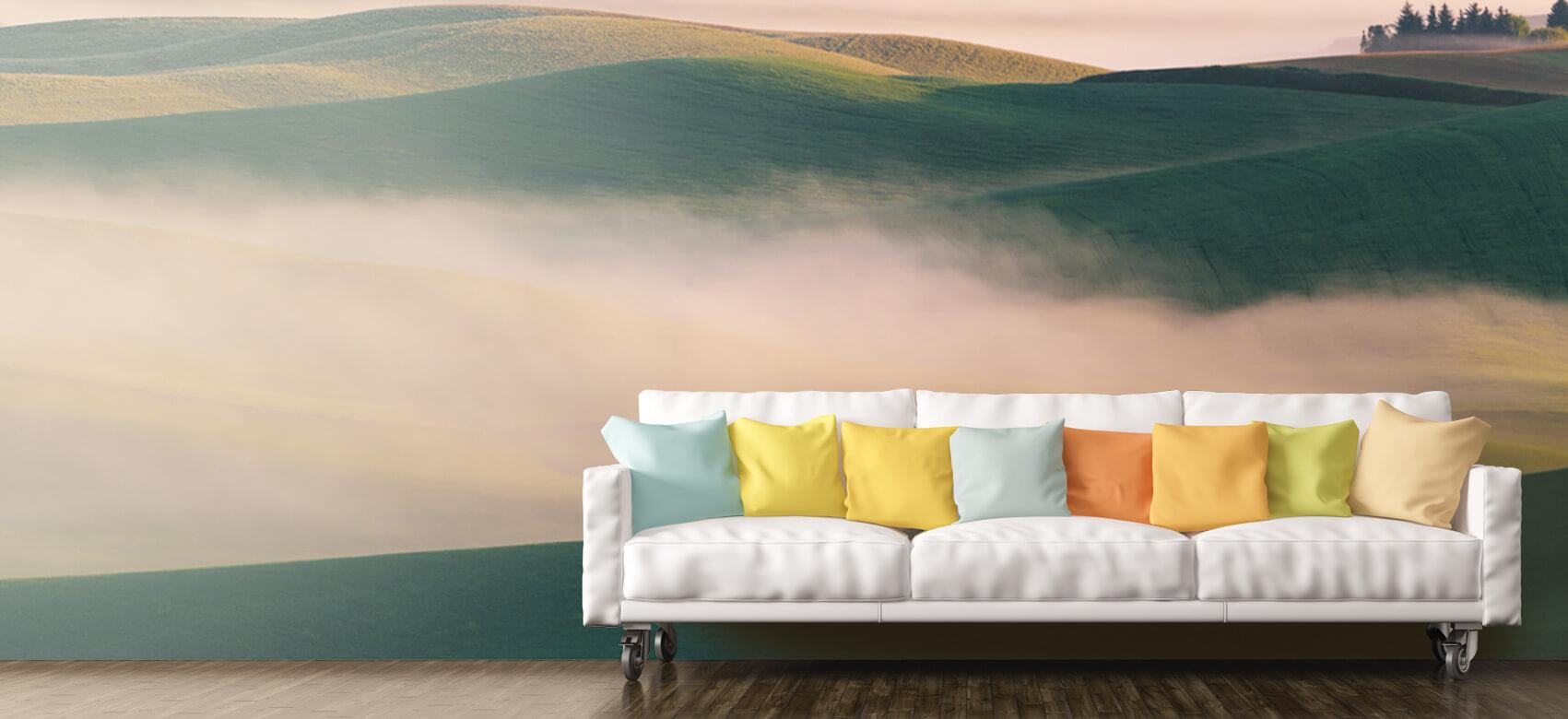 Dream Land in Morning Mist 10