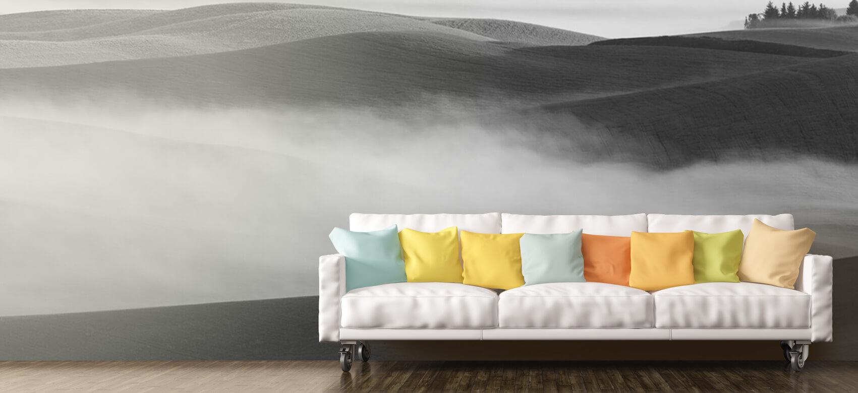 Dream Land in Morning Mist 11