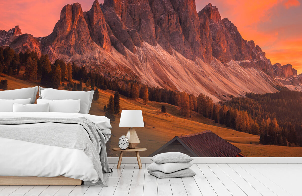 Cabins In The Dolomites 11