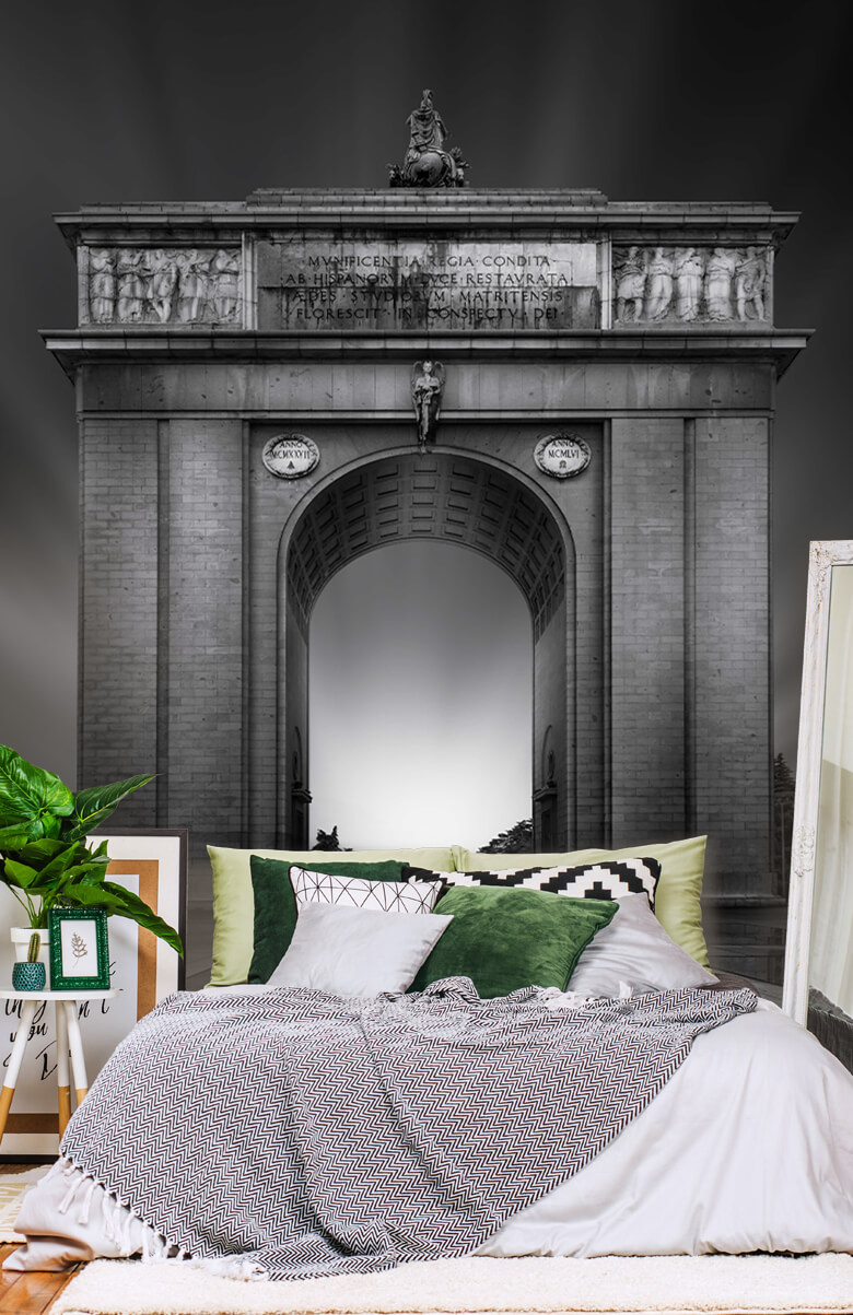 Arch of Moncloa 2