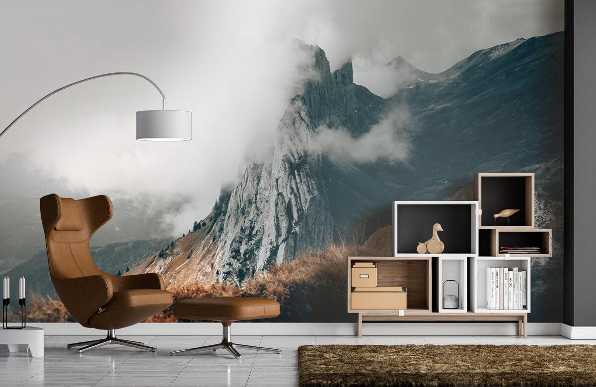 wallpaper Zwitserse Alpen 7
