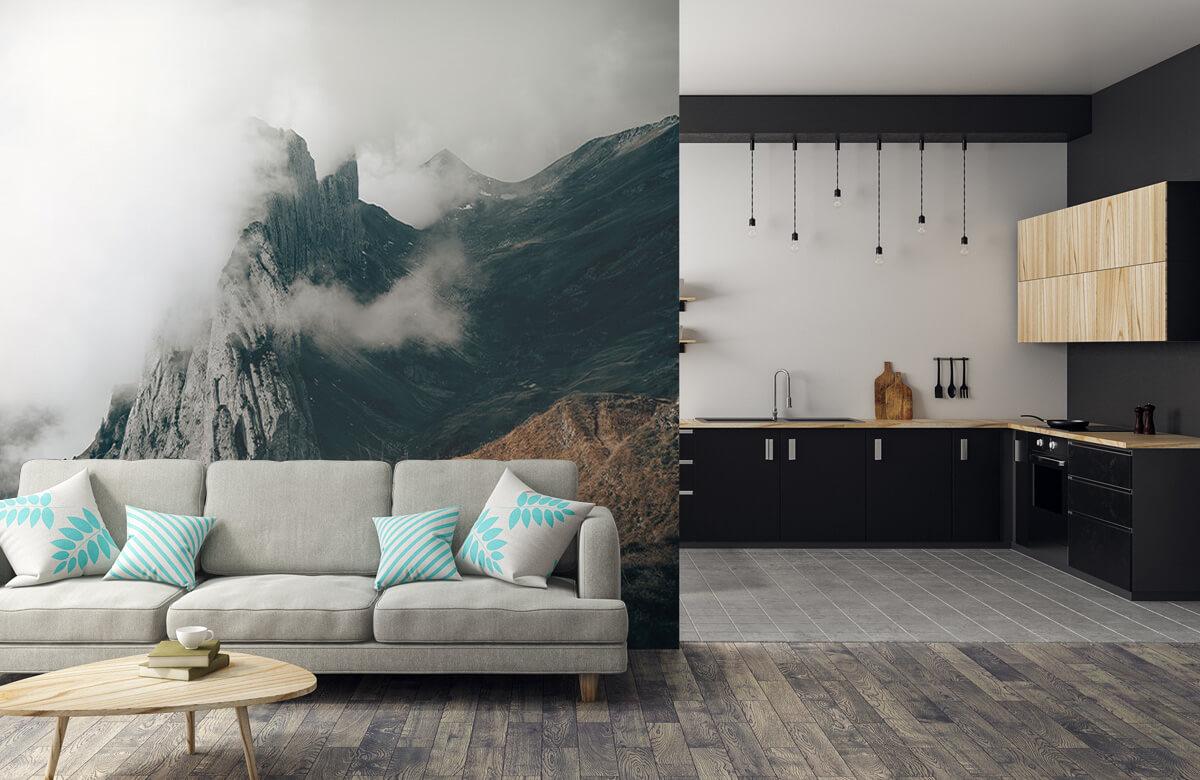 wallpaper Zwitserse Alpen 10
