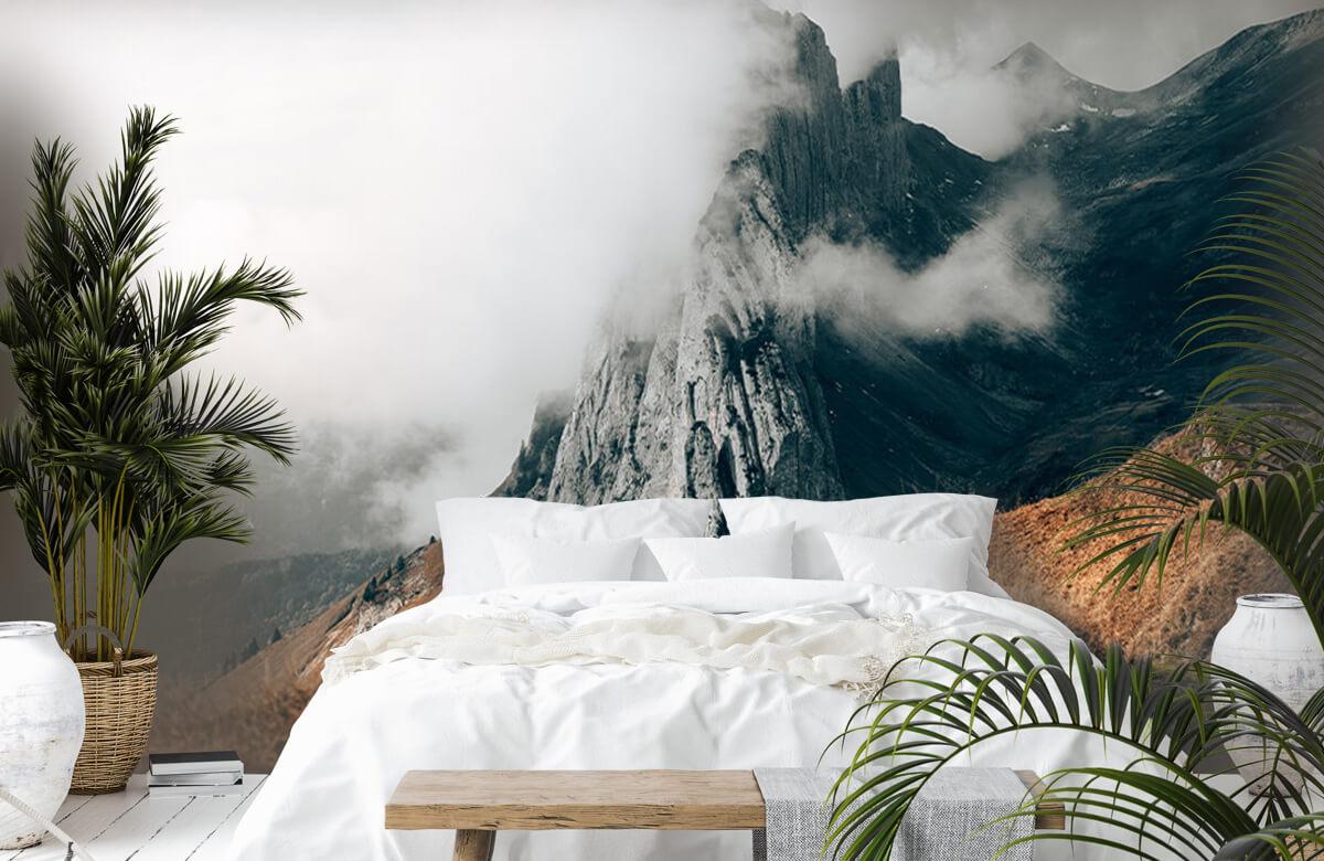 wallpaper Zwitserse Alpen 3