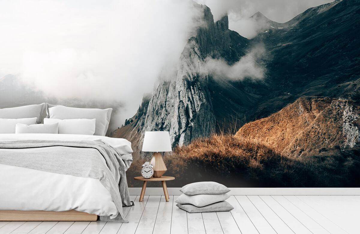 wallpaper Zwitserse Alpen 9