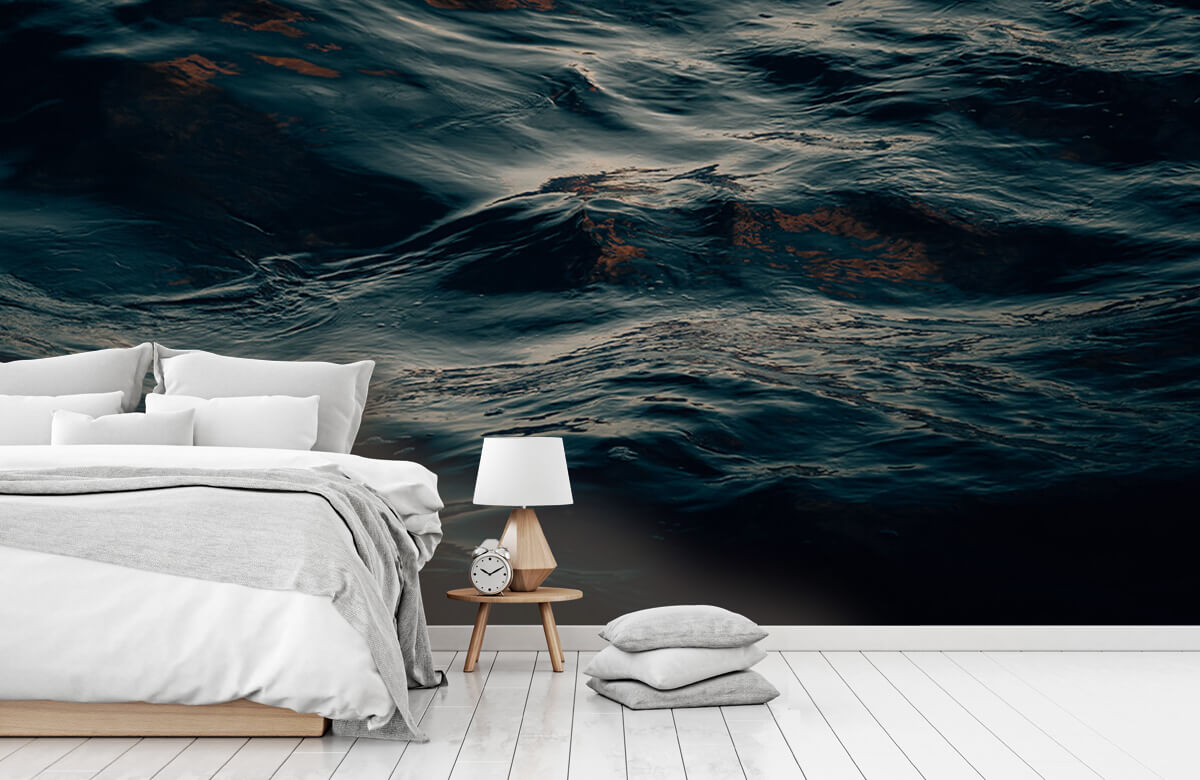 wallpaper Oceaan golven 7