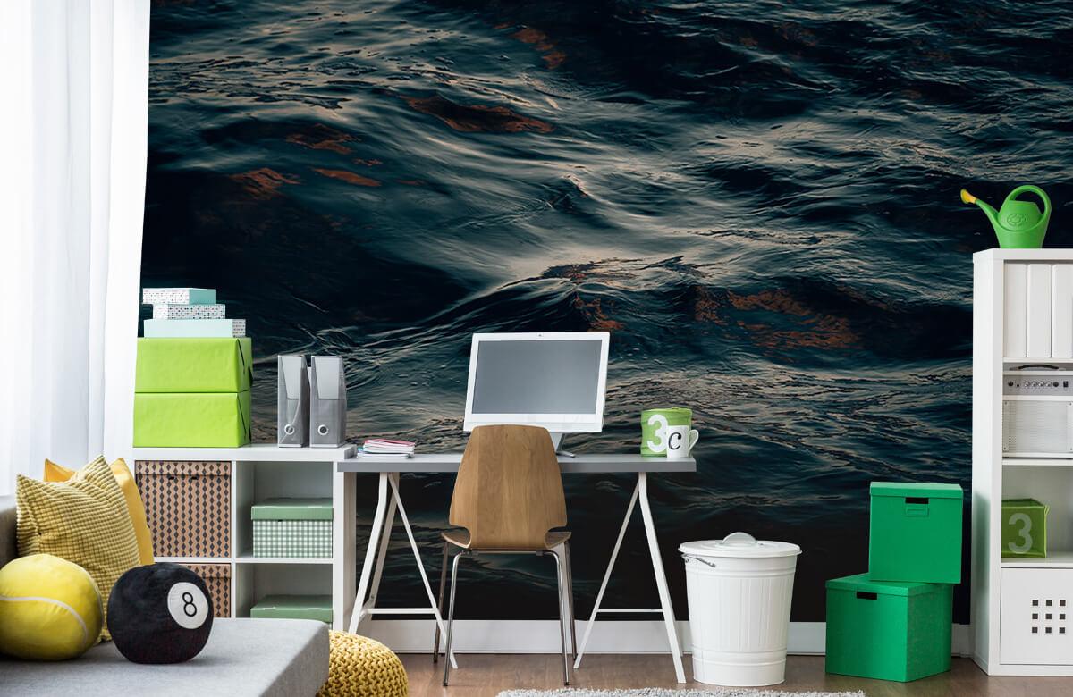 wallpaper Oceaan golven 9
