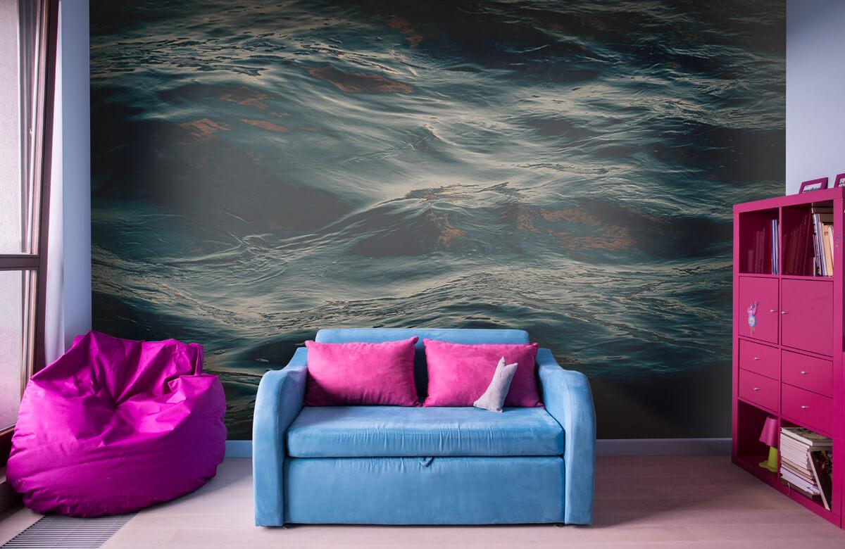 wallpaper Oceaan golven 10