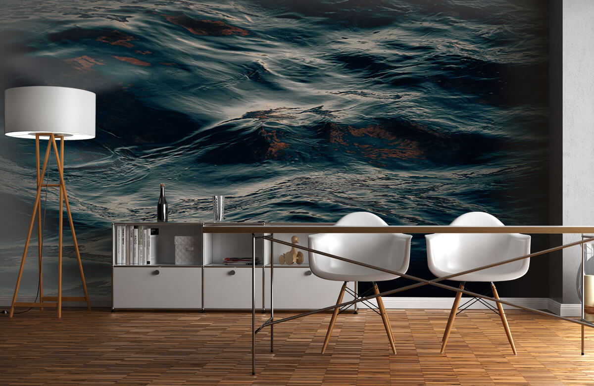 wallpaper Oceaan golven 11