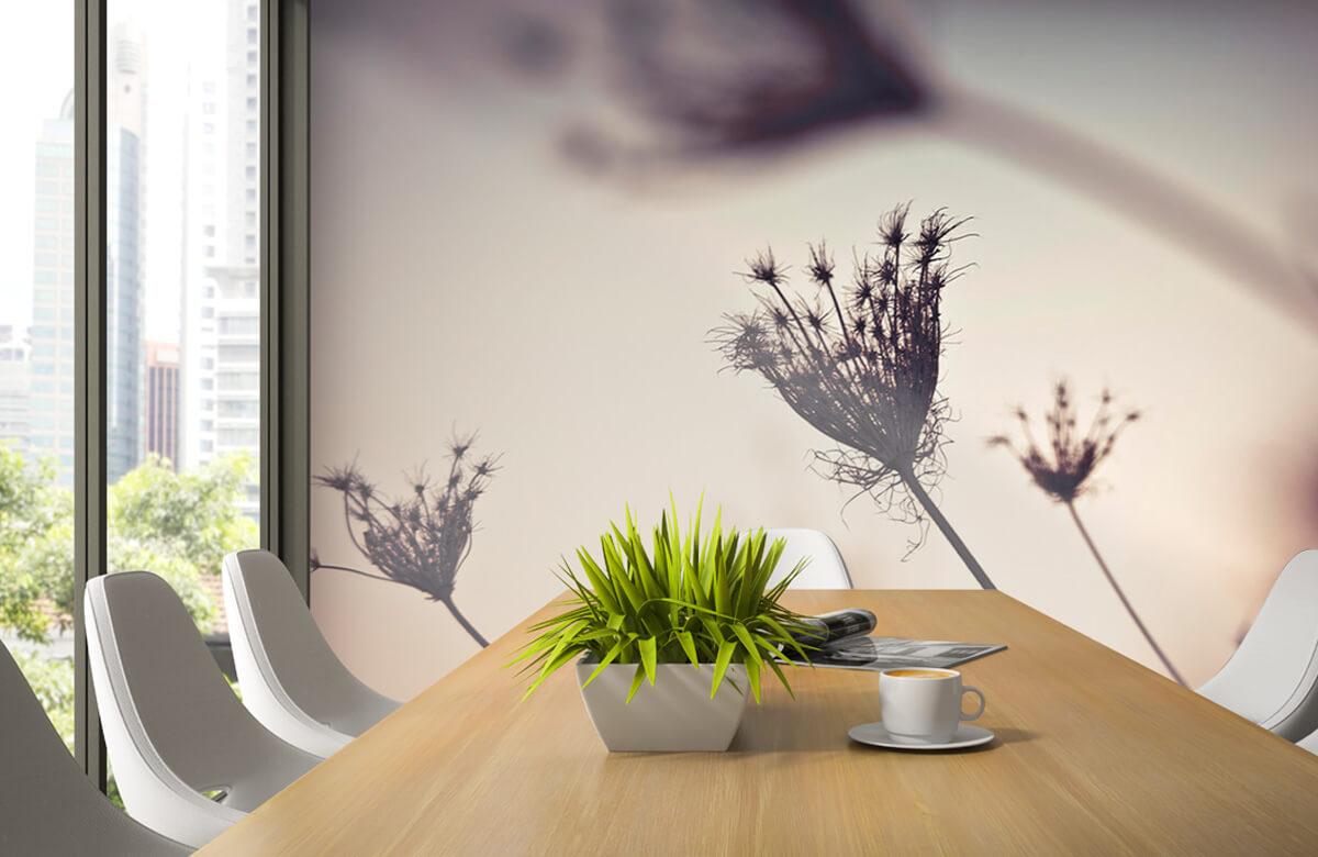 Silhouetten van planten 2
