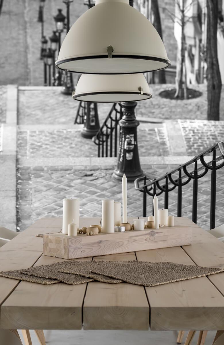 De beroemde trap in Montmartre 6