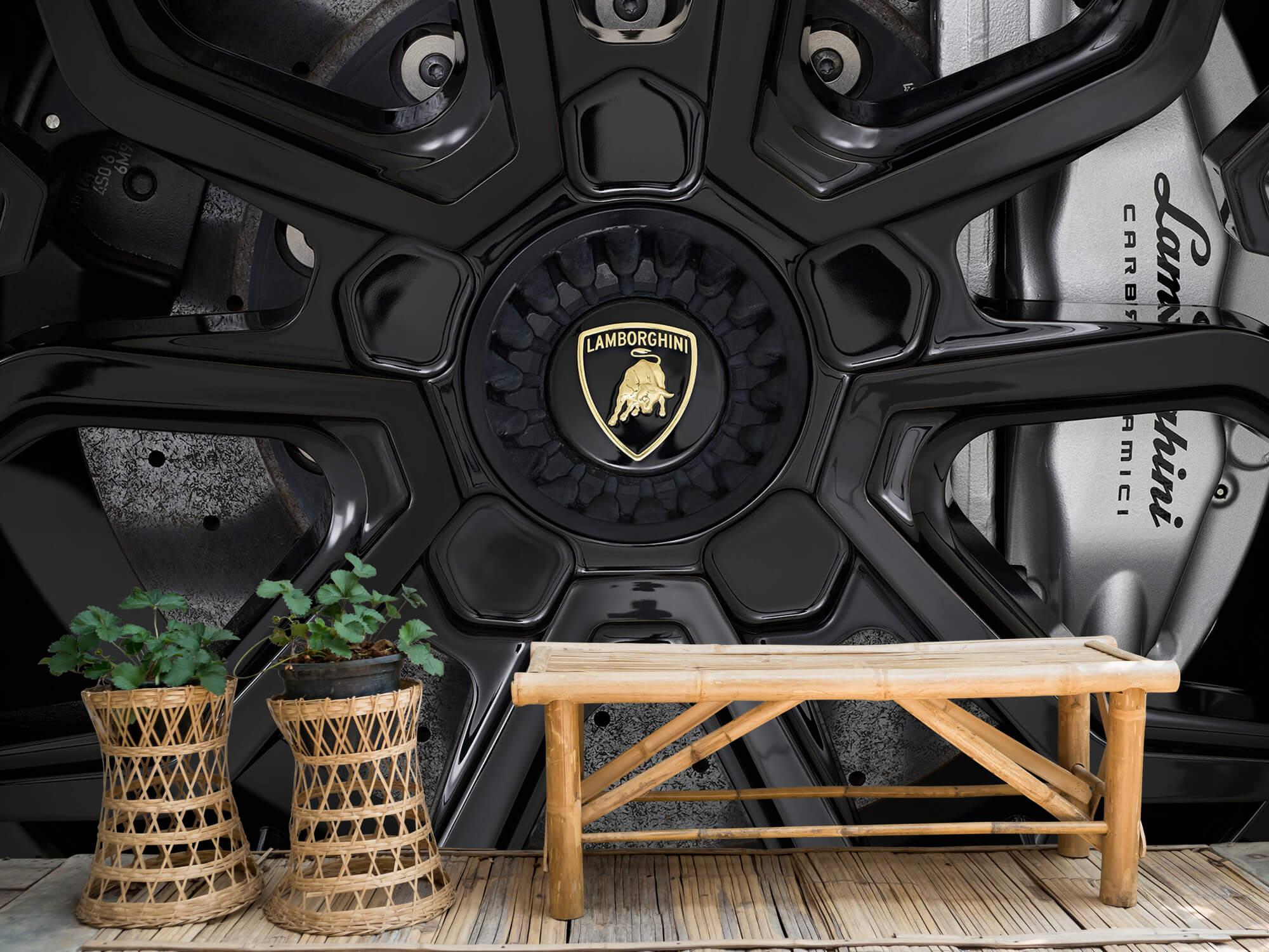 Pattern Lamborghini Huracán - Velg 5