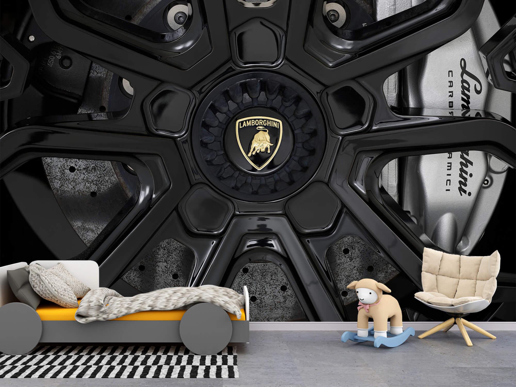 Pattern Lamborghini Huracán - Velg 2