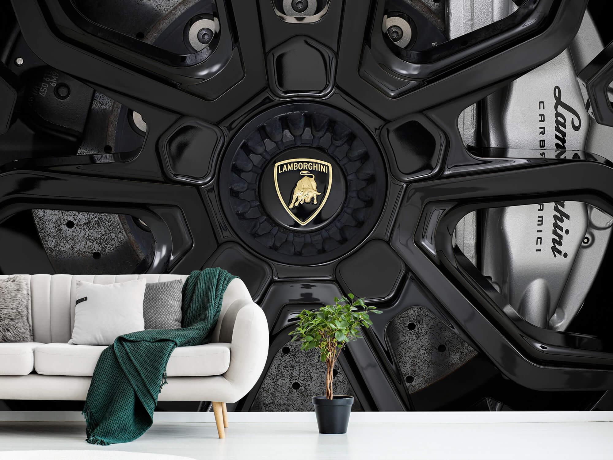 Pattern Lamborghini Huracán - Velg 1