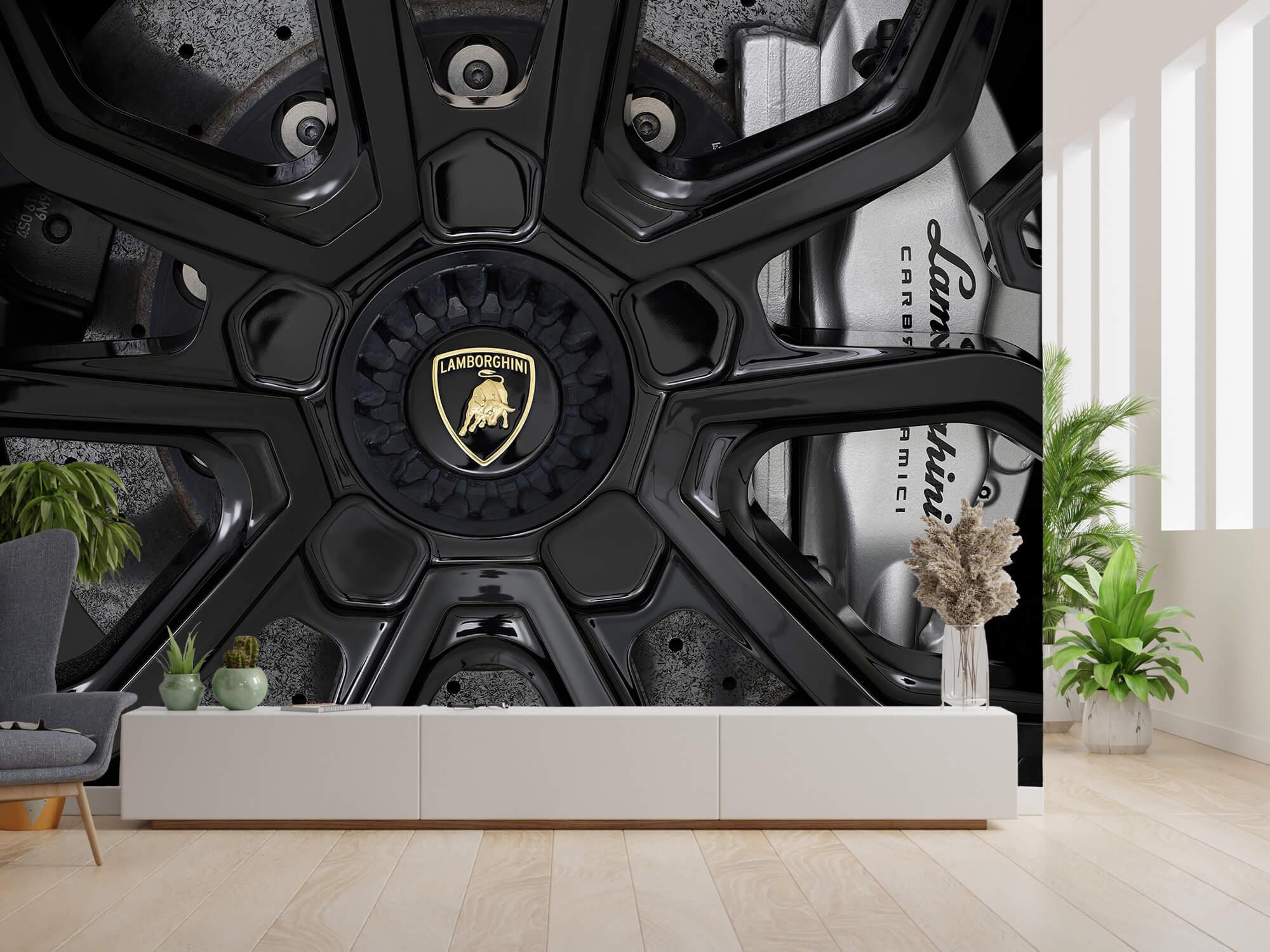 Pattern Lamborghini Huracán - Velg 4
