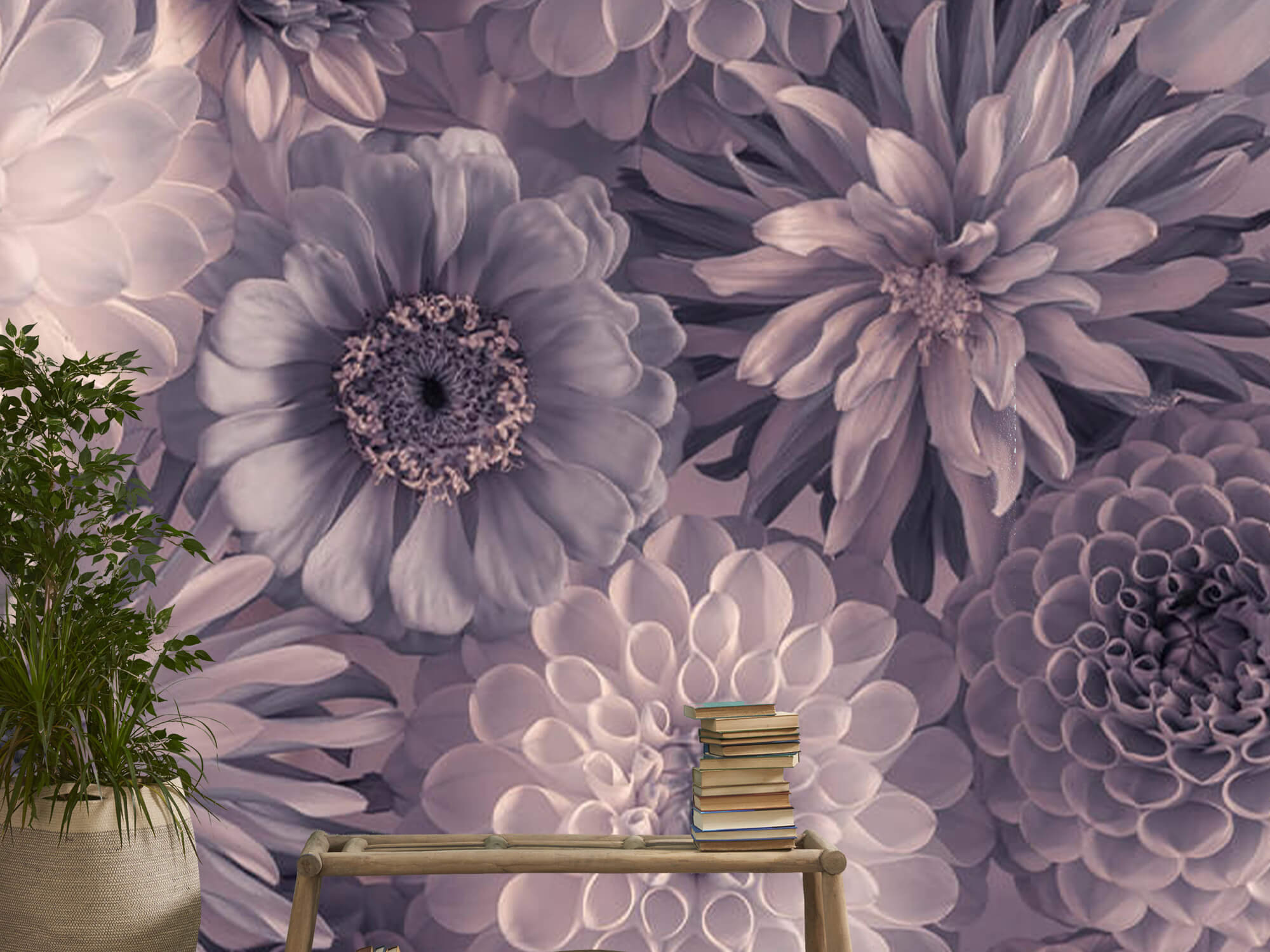 Mix van bloemen 20