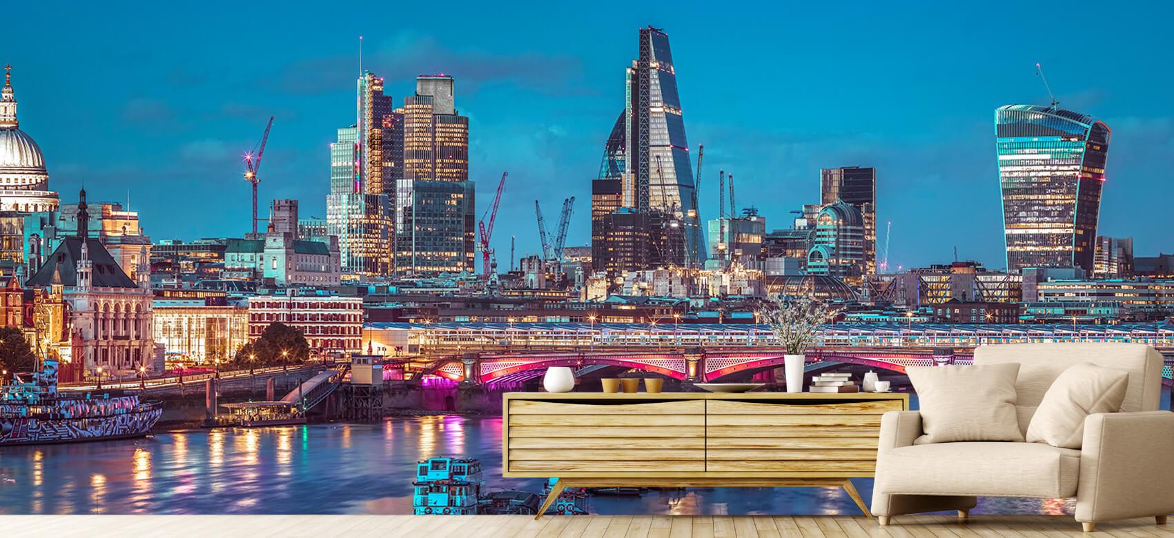 Blackfriars Bridge in Londen 4