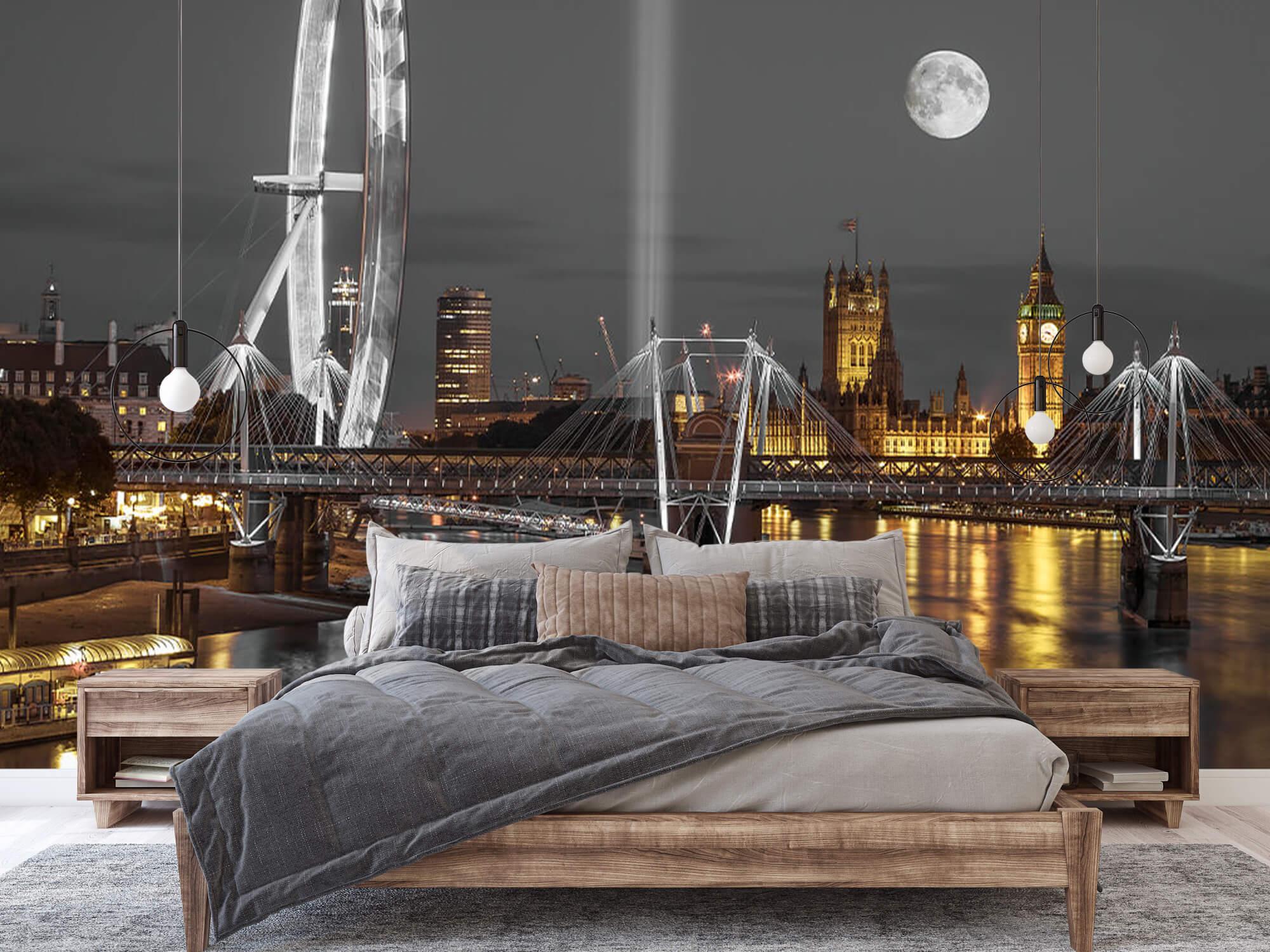 Westminster in de avond 1