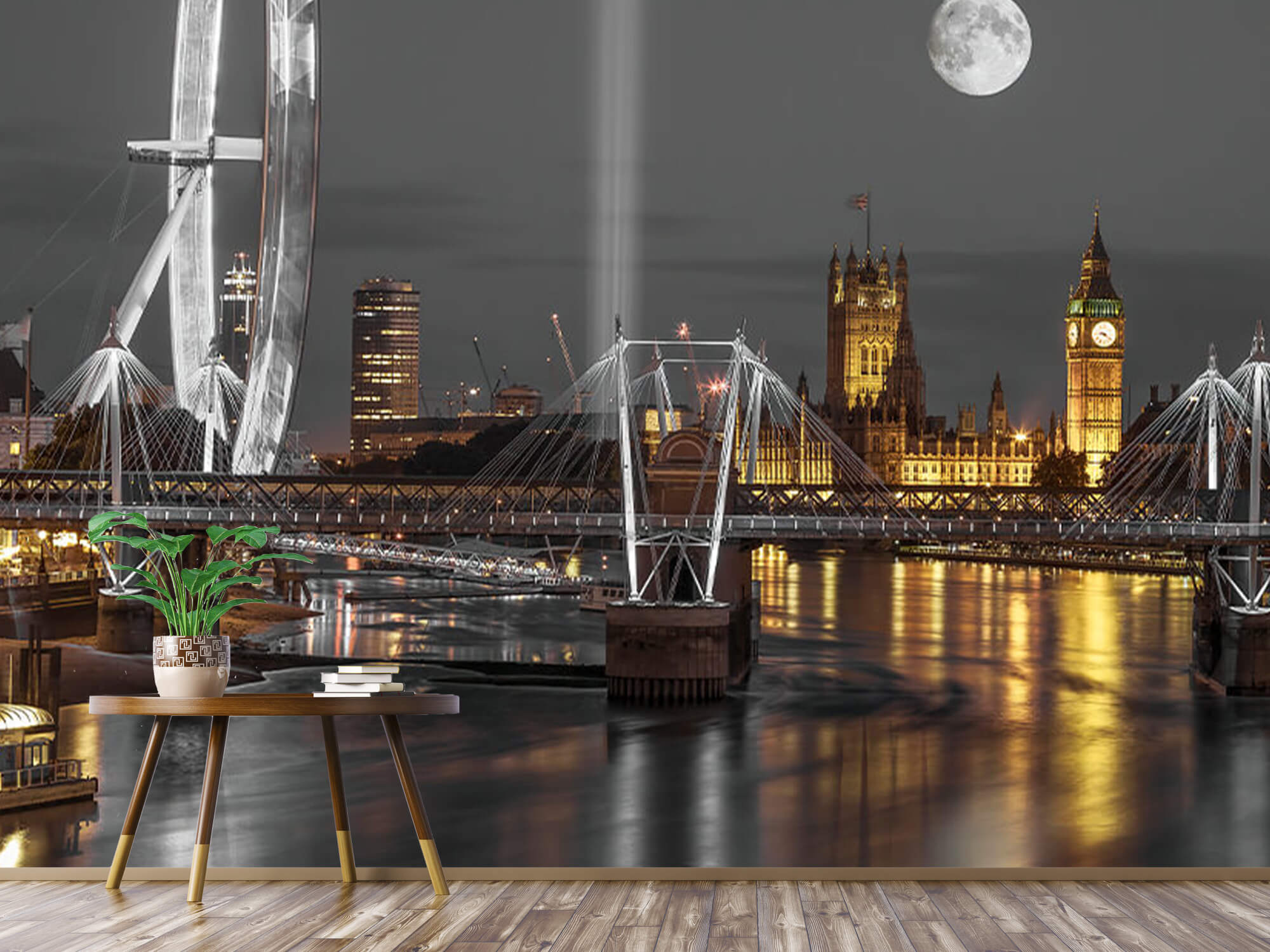 Westminster in de avond 5