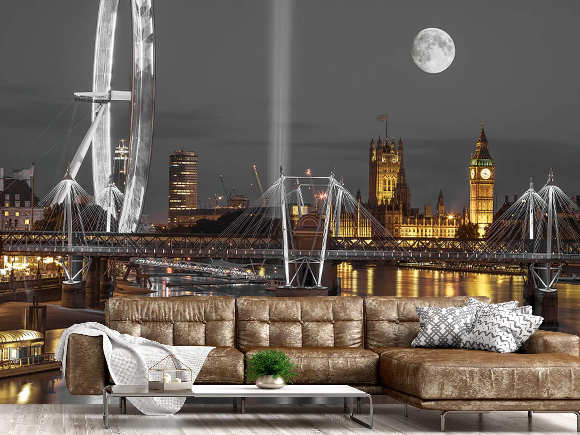Westminster in de avond 9