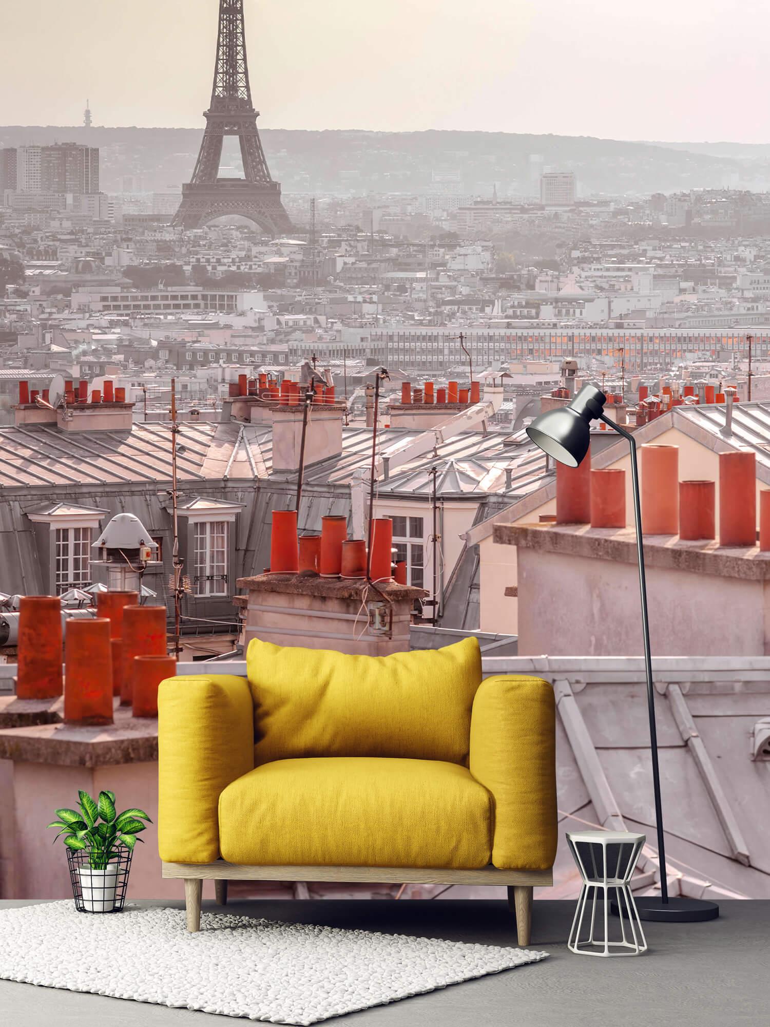 Eiffeltoren vanaf Montmartre 2
