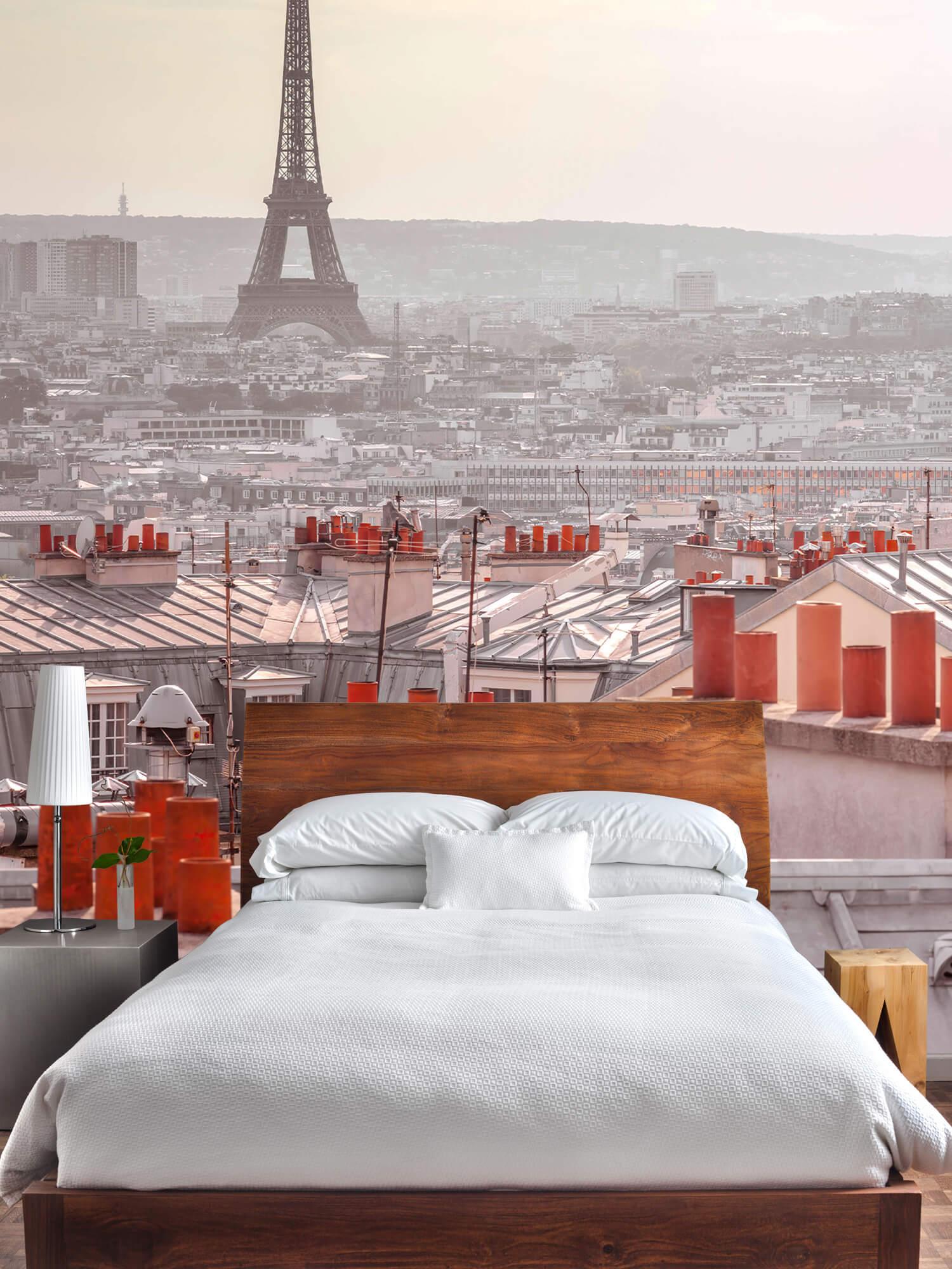 Eiffeltoren vanaf Montmartre 3