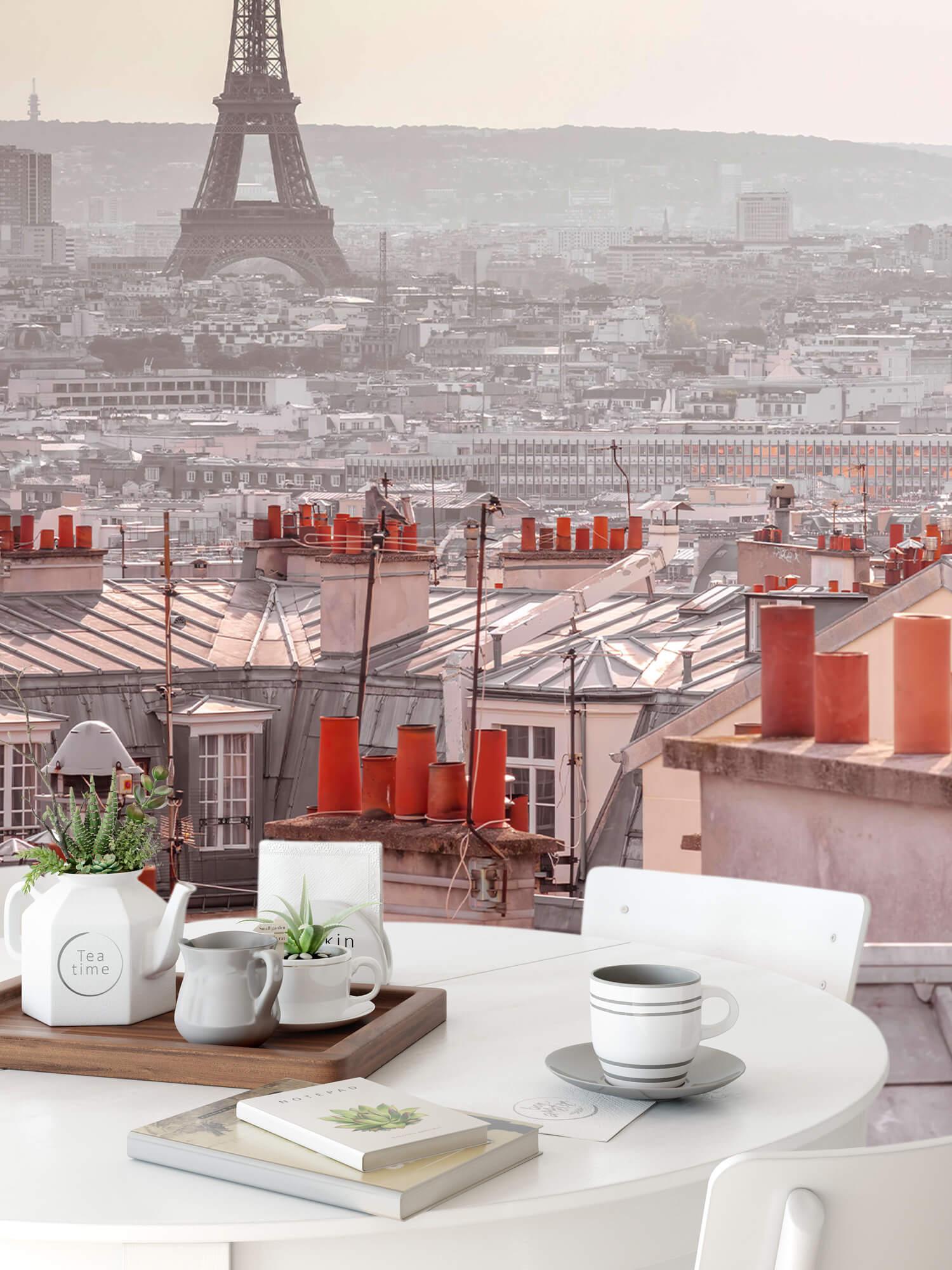 Eiffeltoren vanaf Montmartre 4
