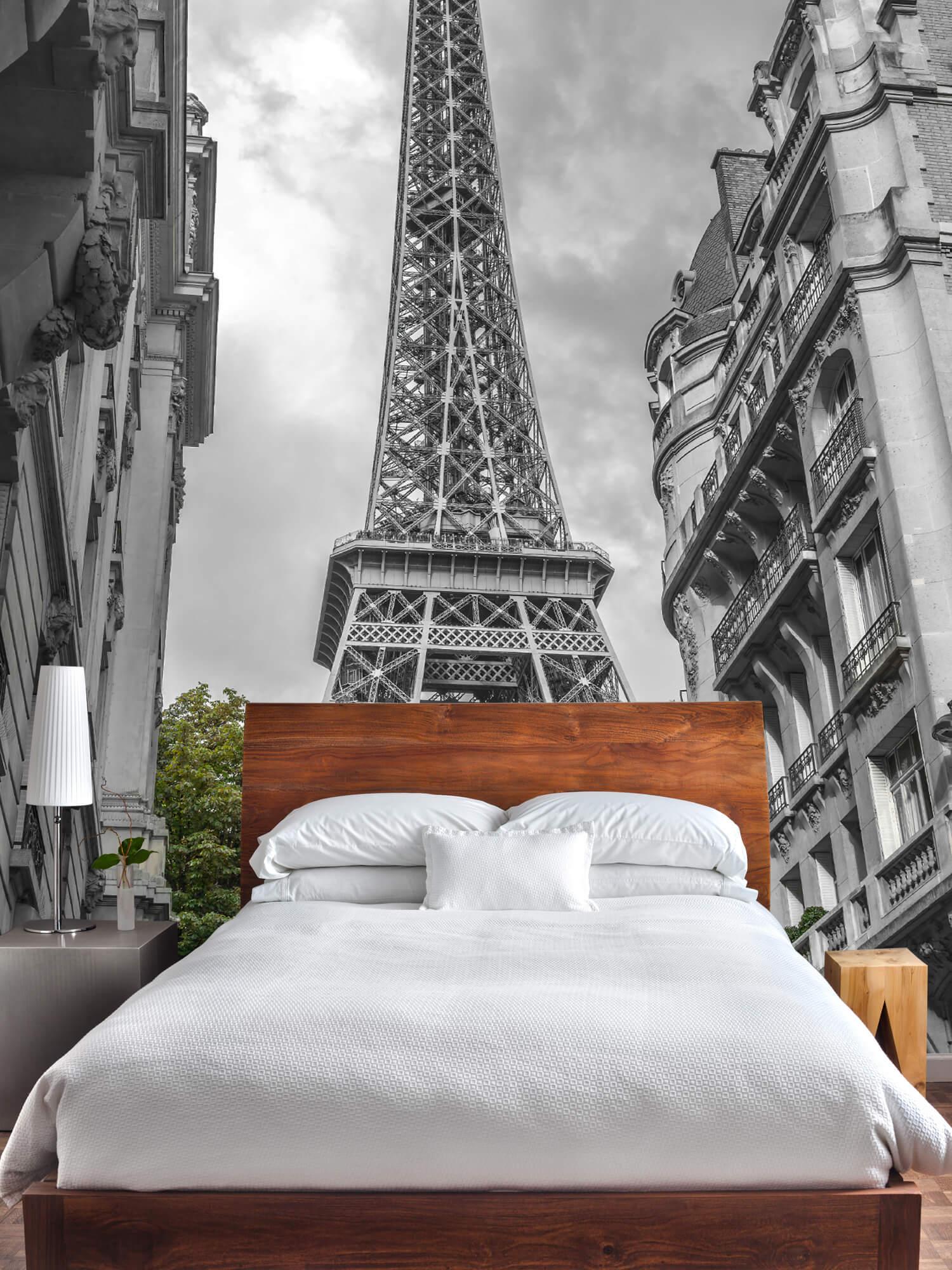 Eiffeltoren zwart-wit 5