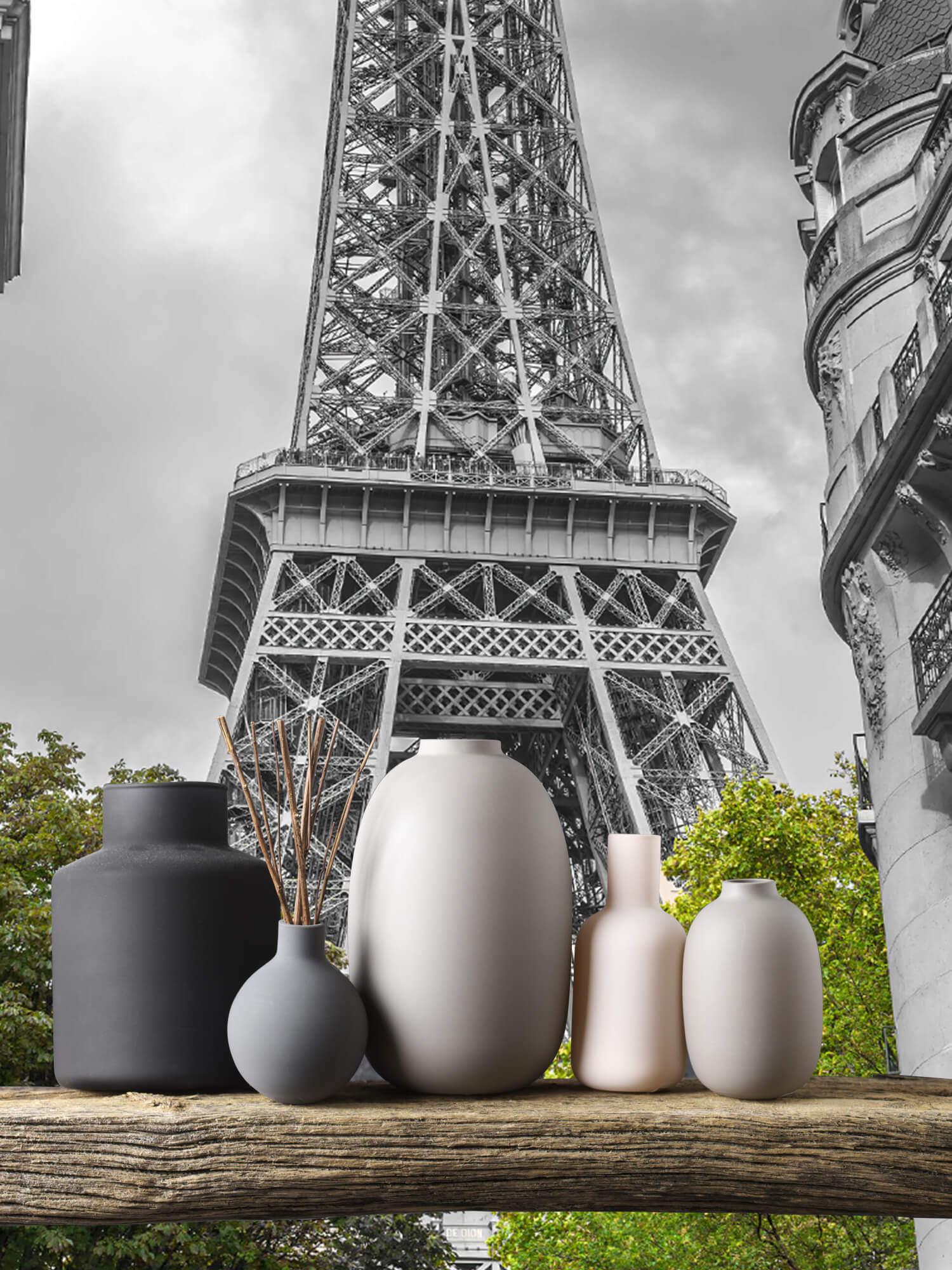 Eiffeltoren zwart-wit 6