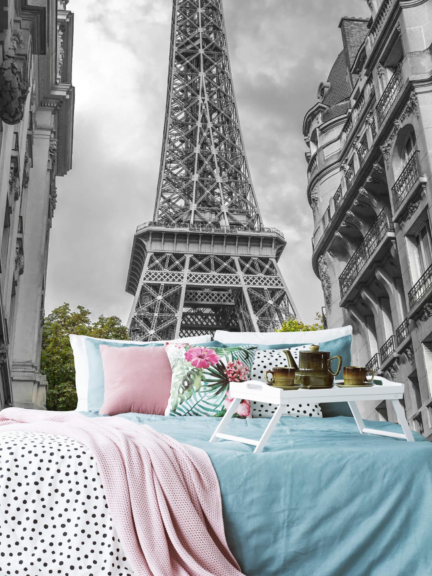 Eiffeltoren zwart-wit 7