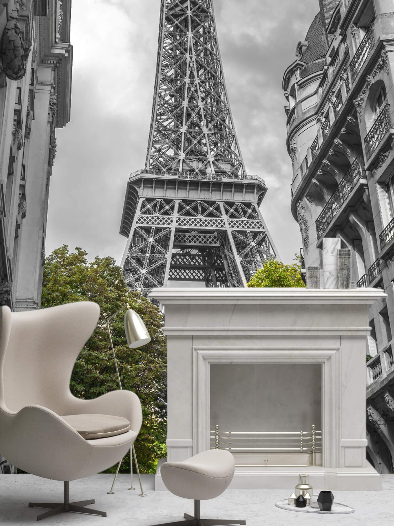 Eiffeltoren zwart-wit 8