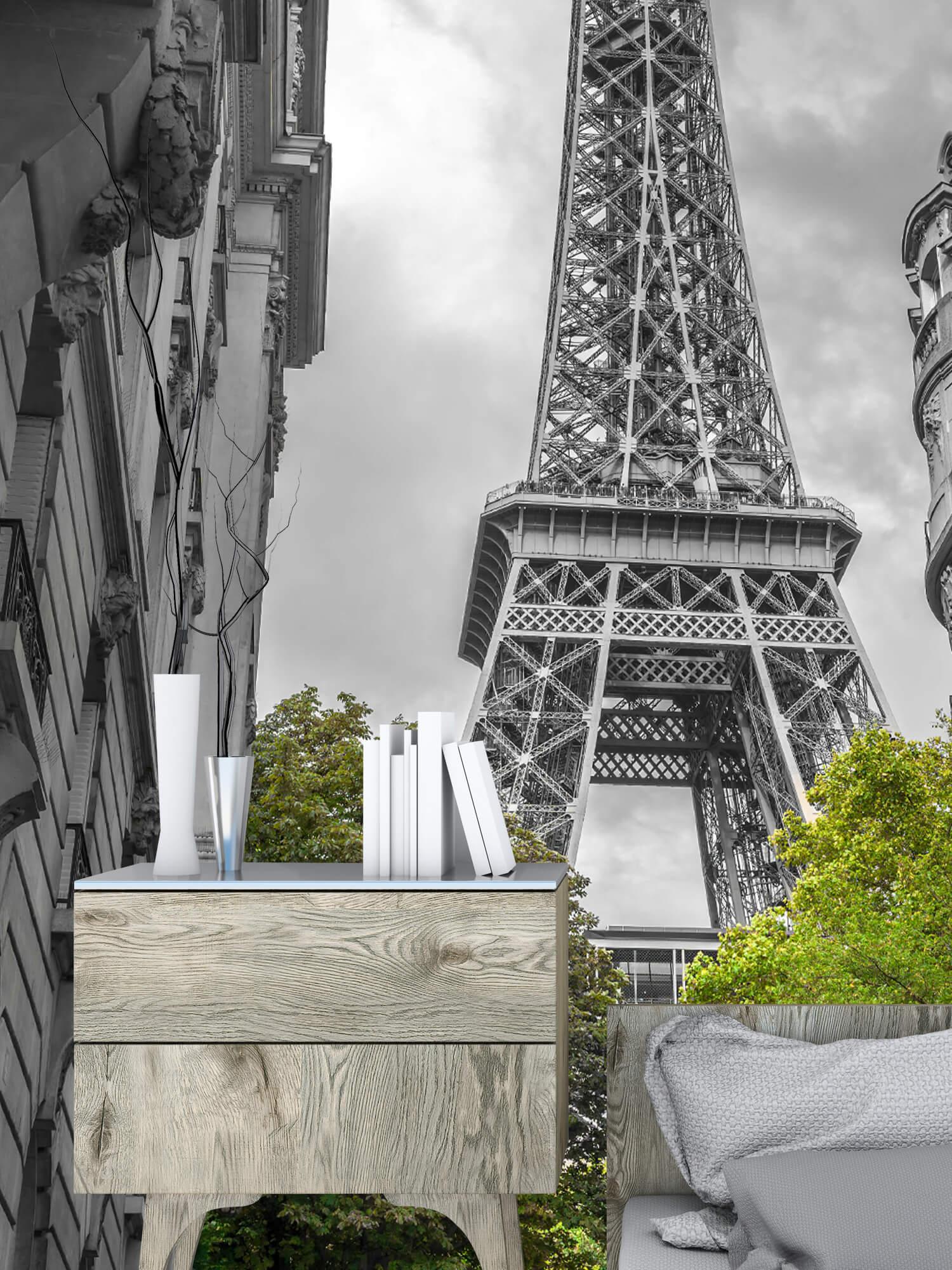 Eiffeltoren zwart-wit 10