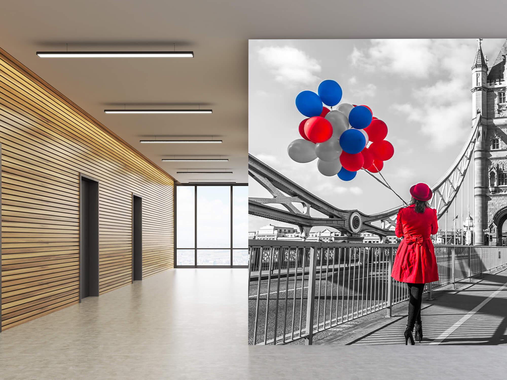 Kleurrijke ballonnen 7