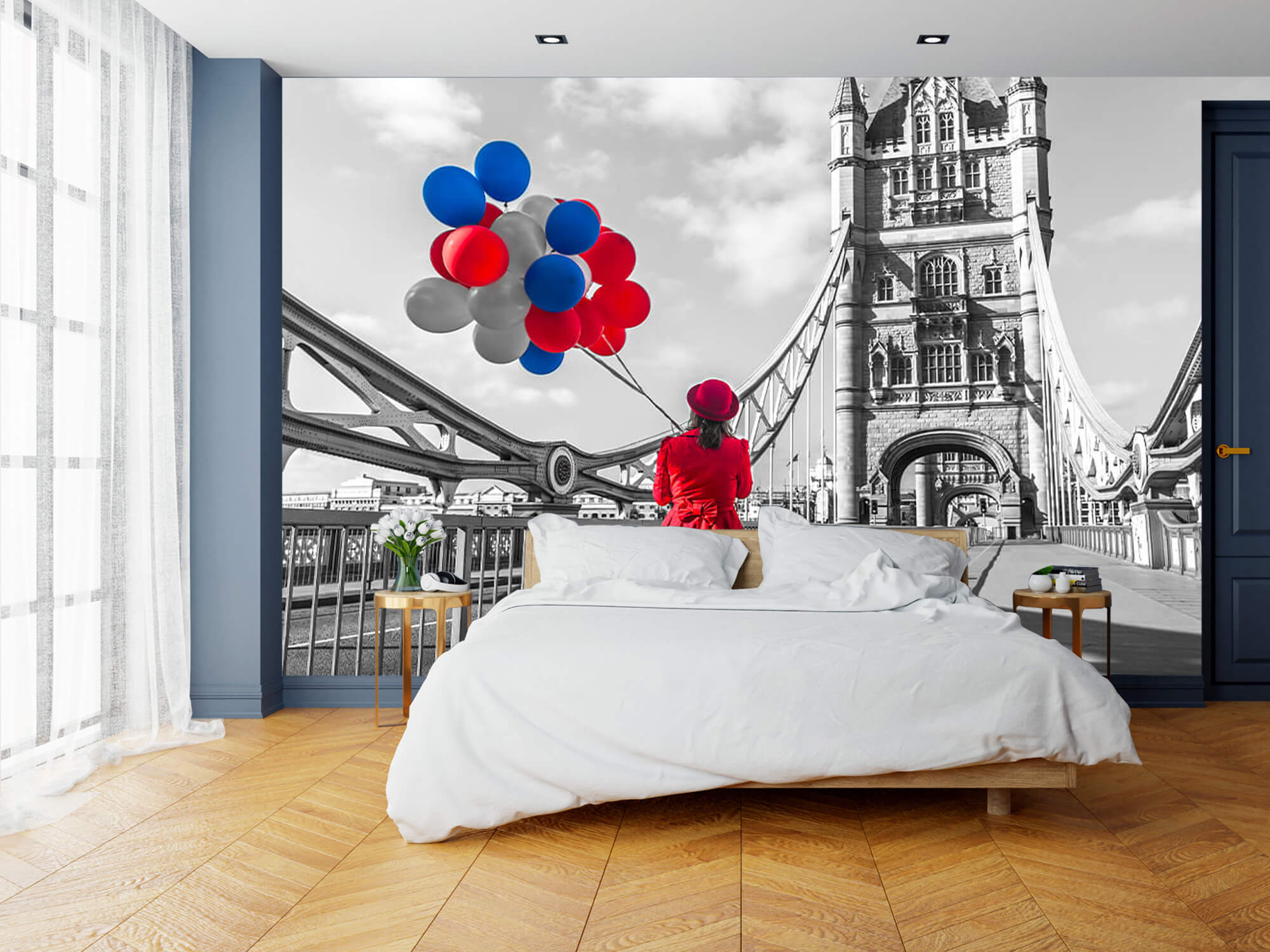 Kleurrijke ballonnen 8