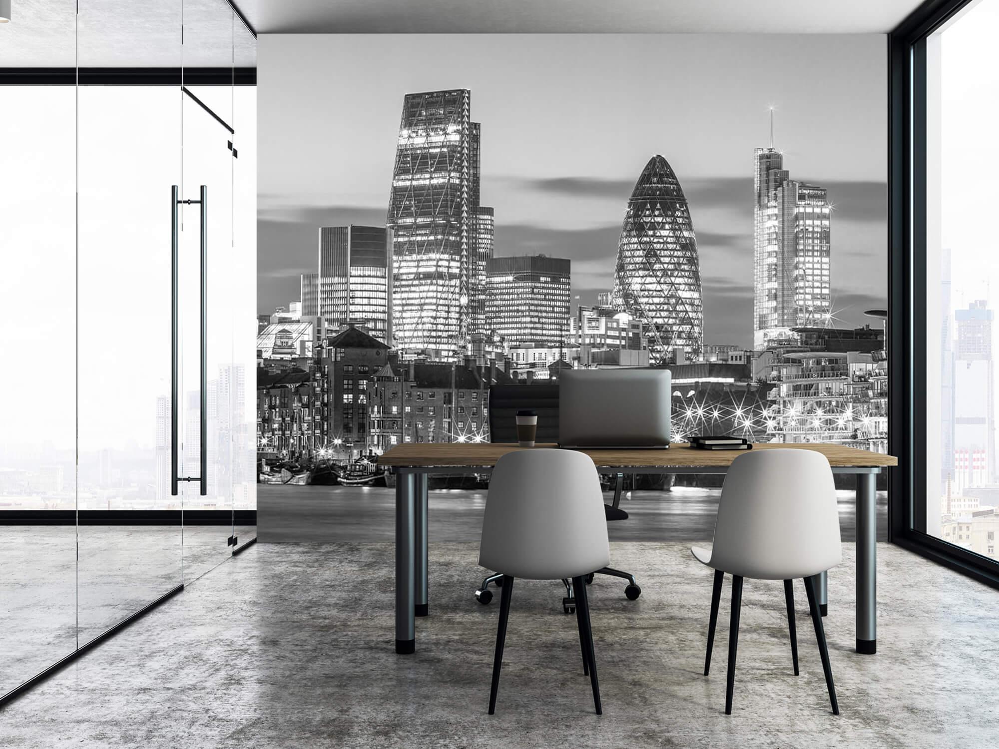 Londen skyline 1