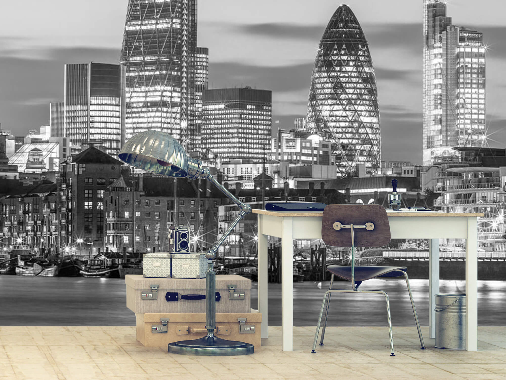 Londen skyline 11