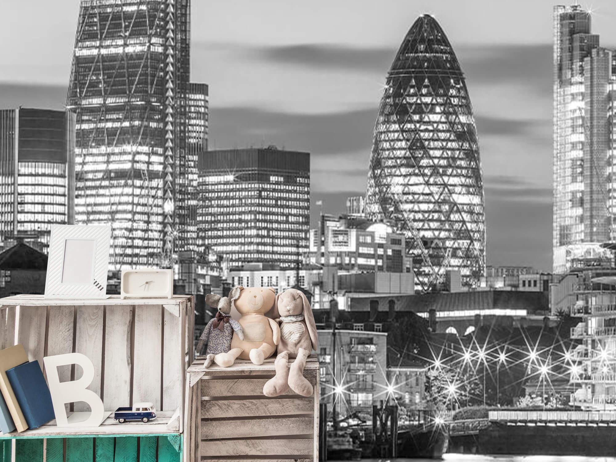 Londen skyline 16