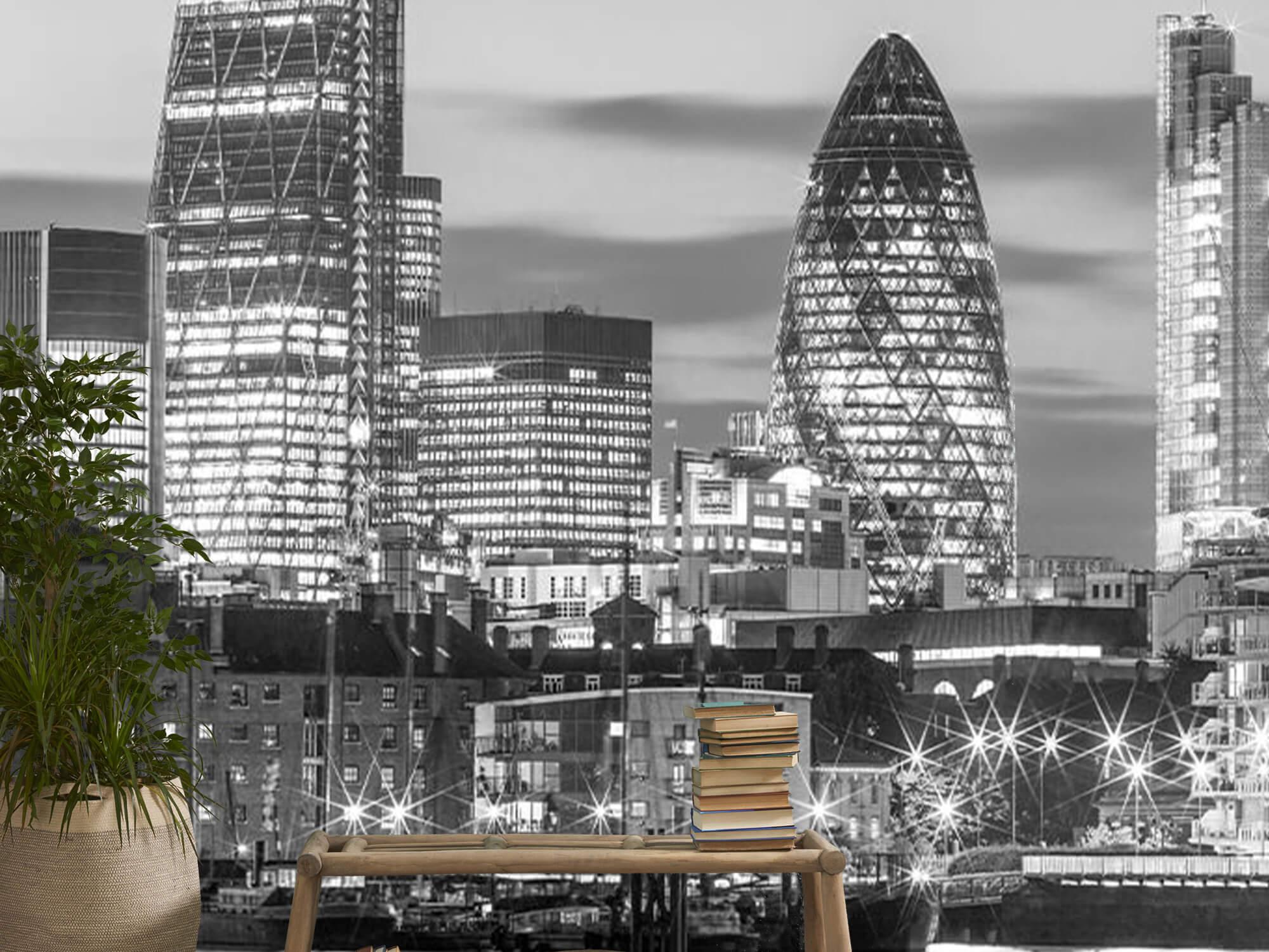 Londen skyline 17