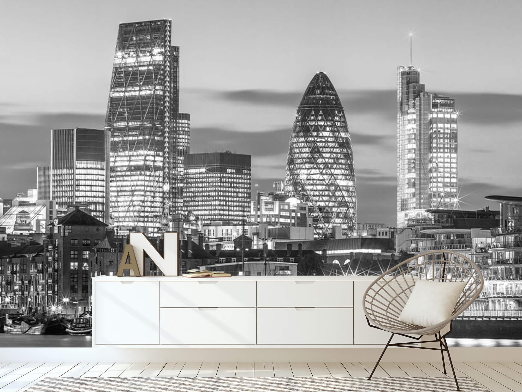Londen skyline 14