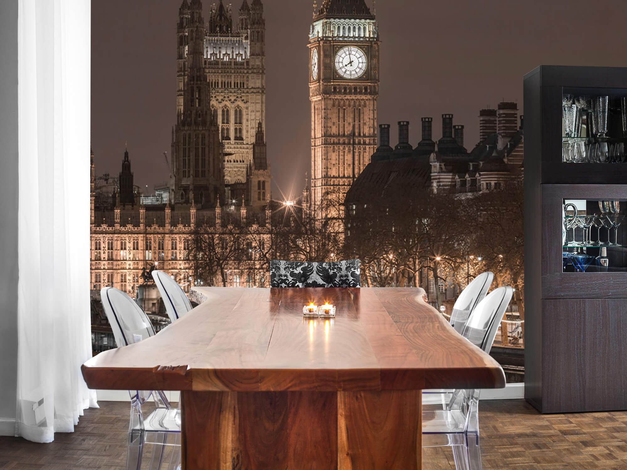 Big Ben en Westminster Abby 3