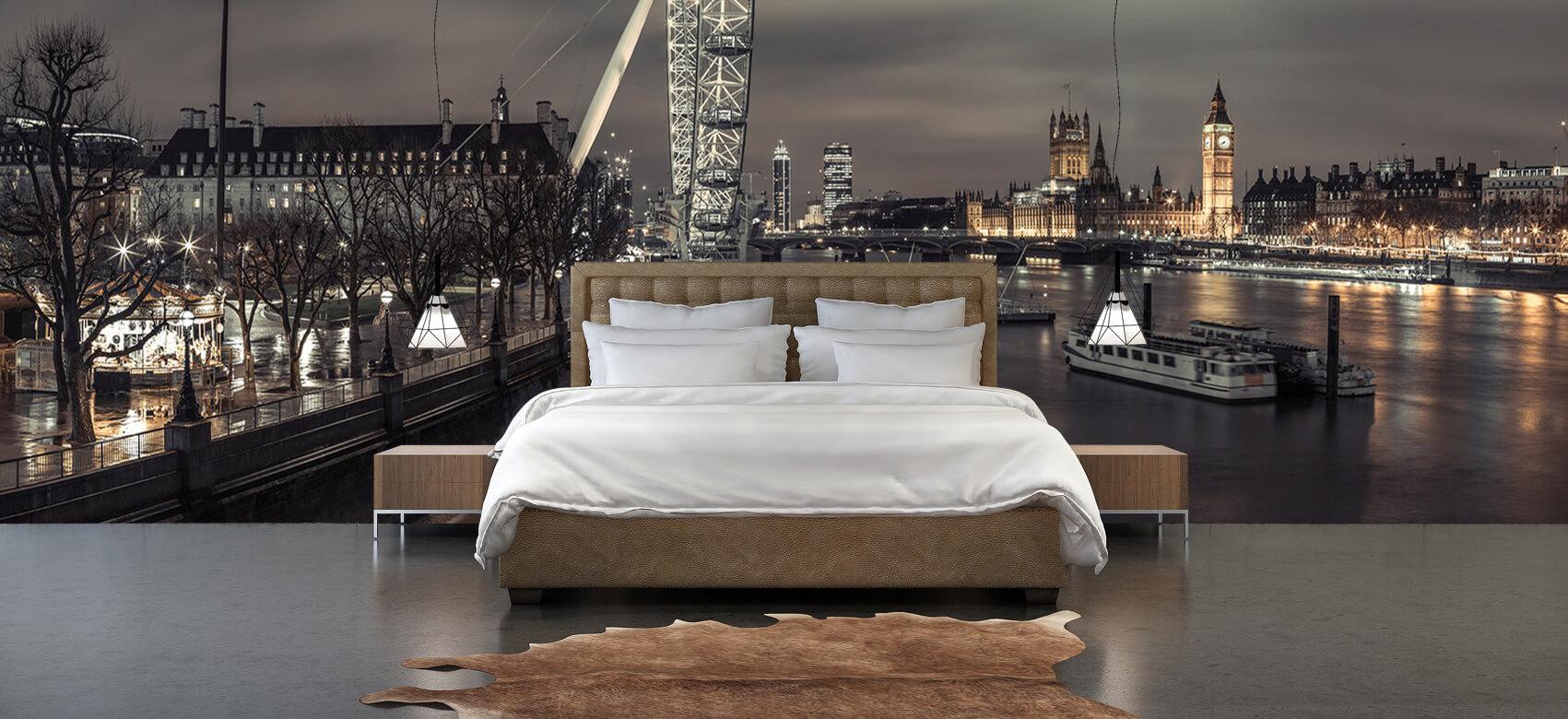 Londen in de avond 1