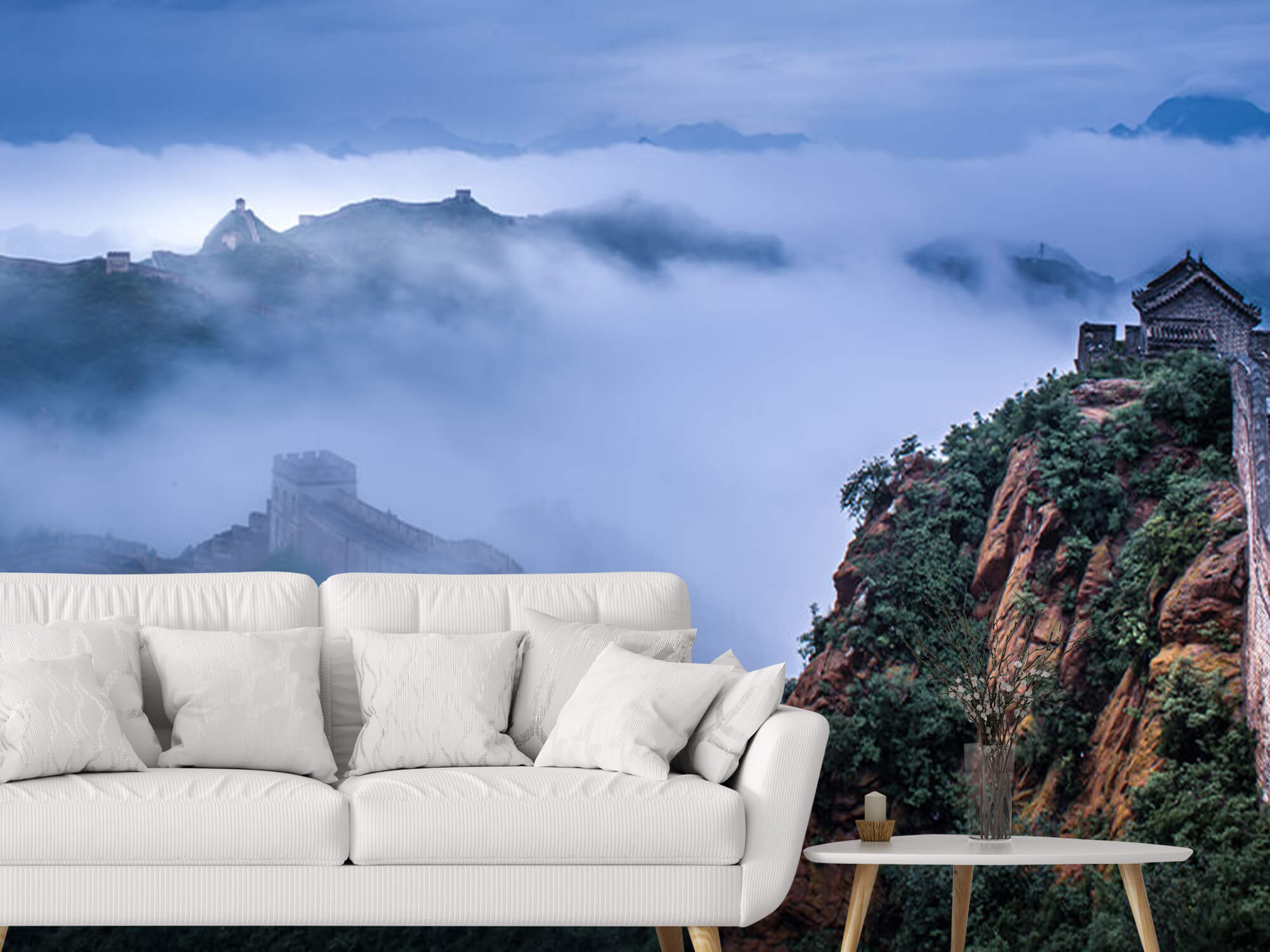 China's Jinshanling Great Wall 2