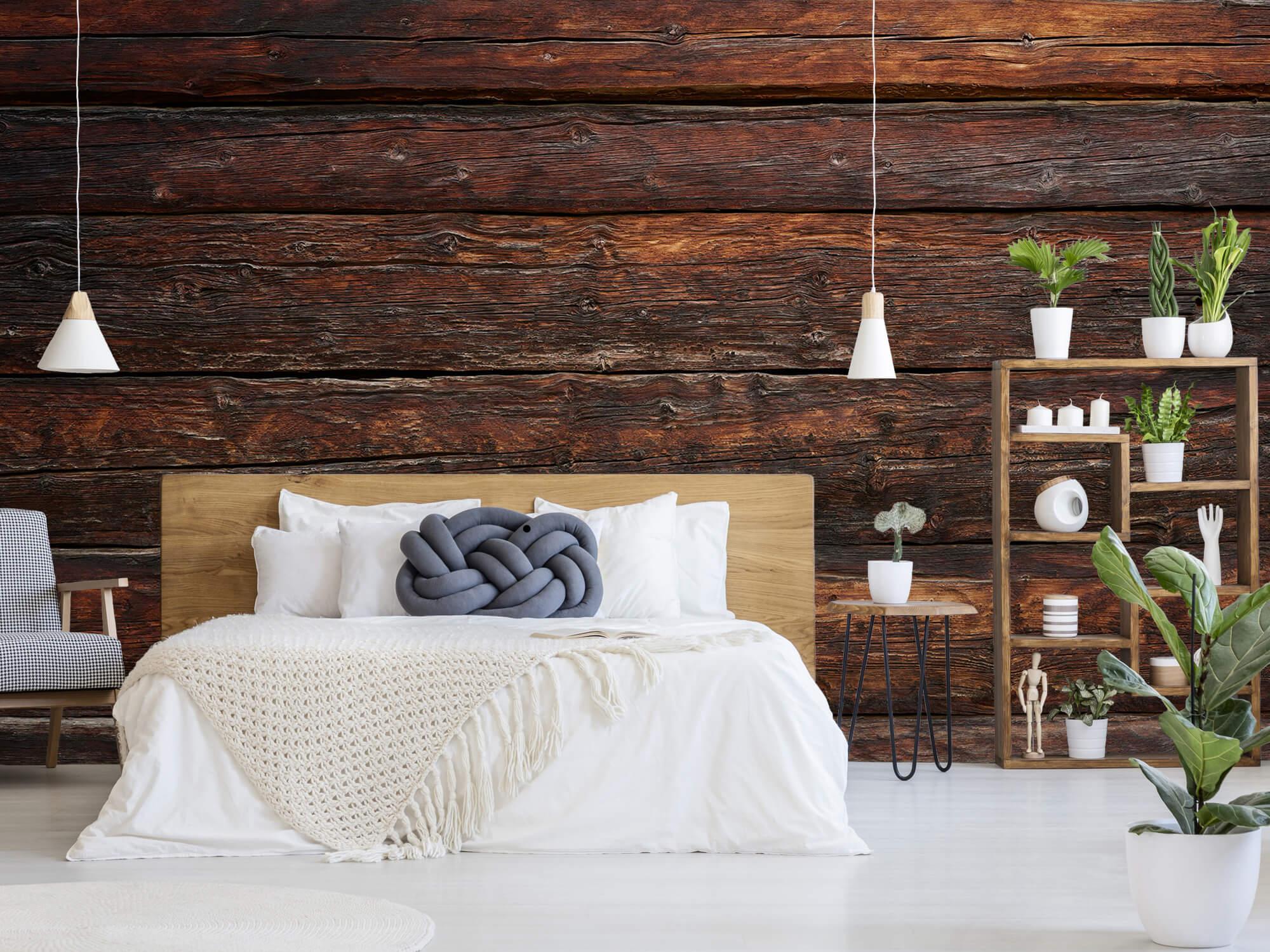wallpaper Grof hout 6