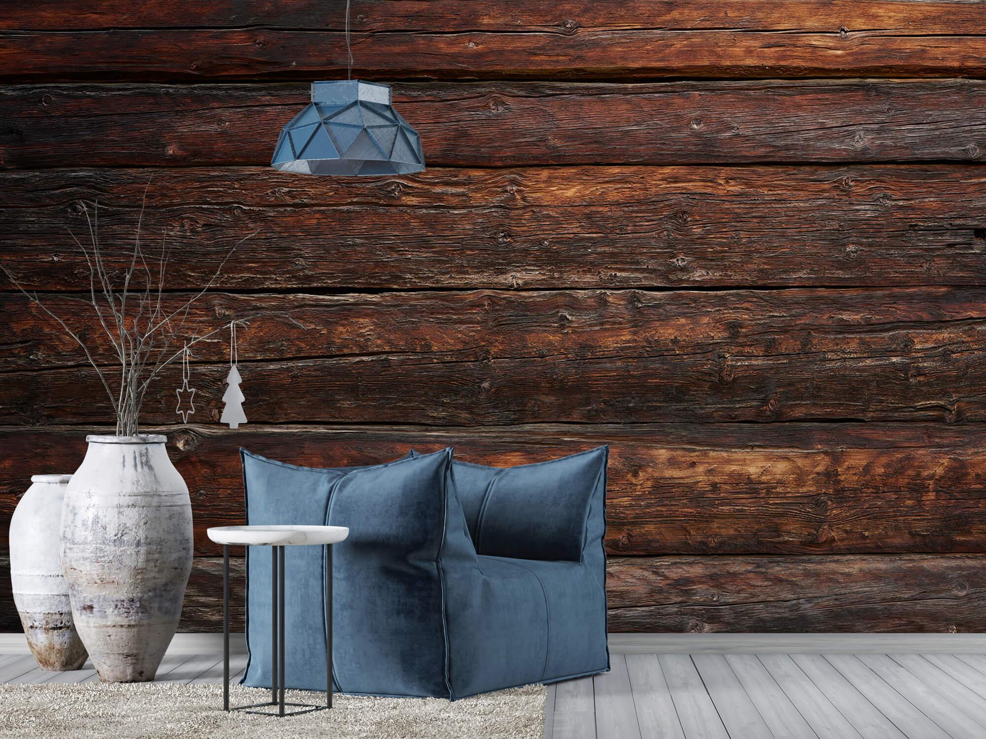 wallpaper Grof hout 5