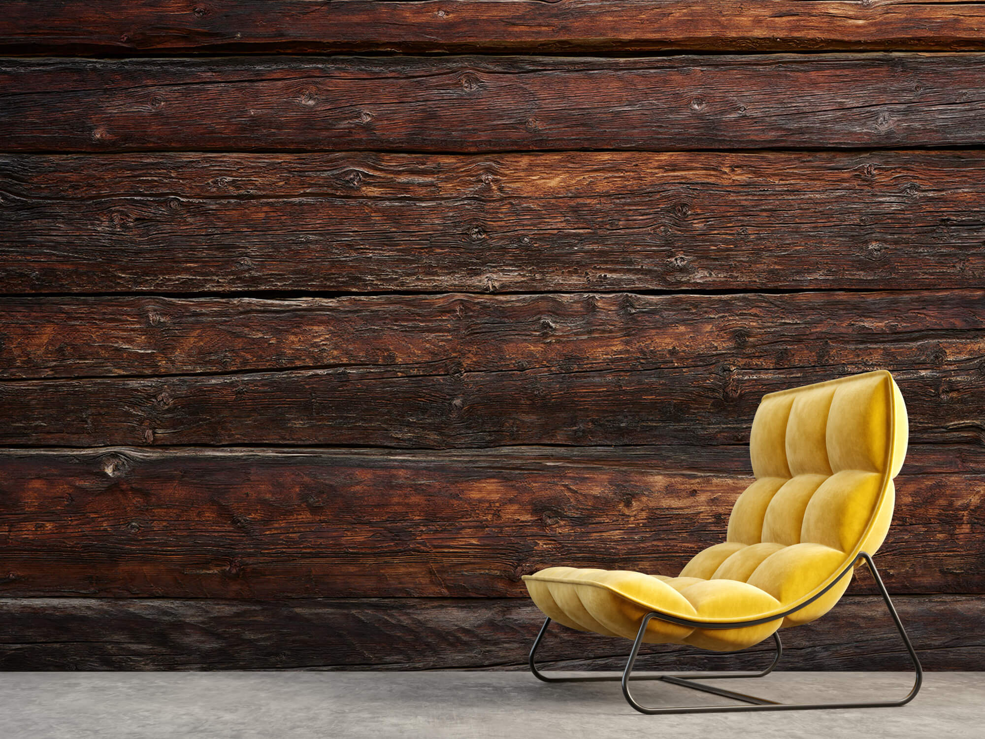 wallpaper Grof hout 1