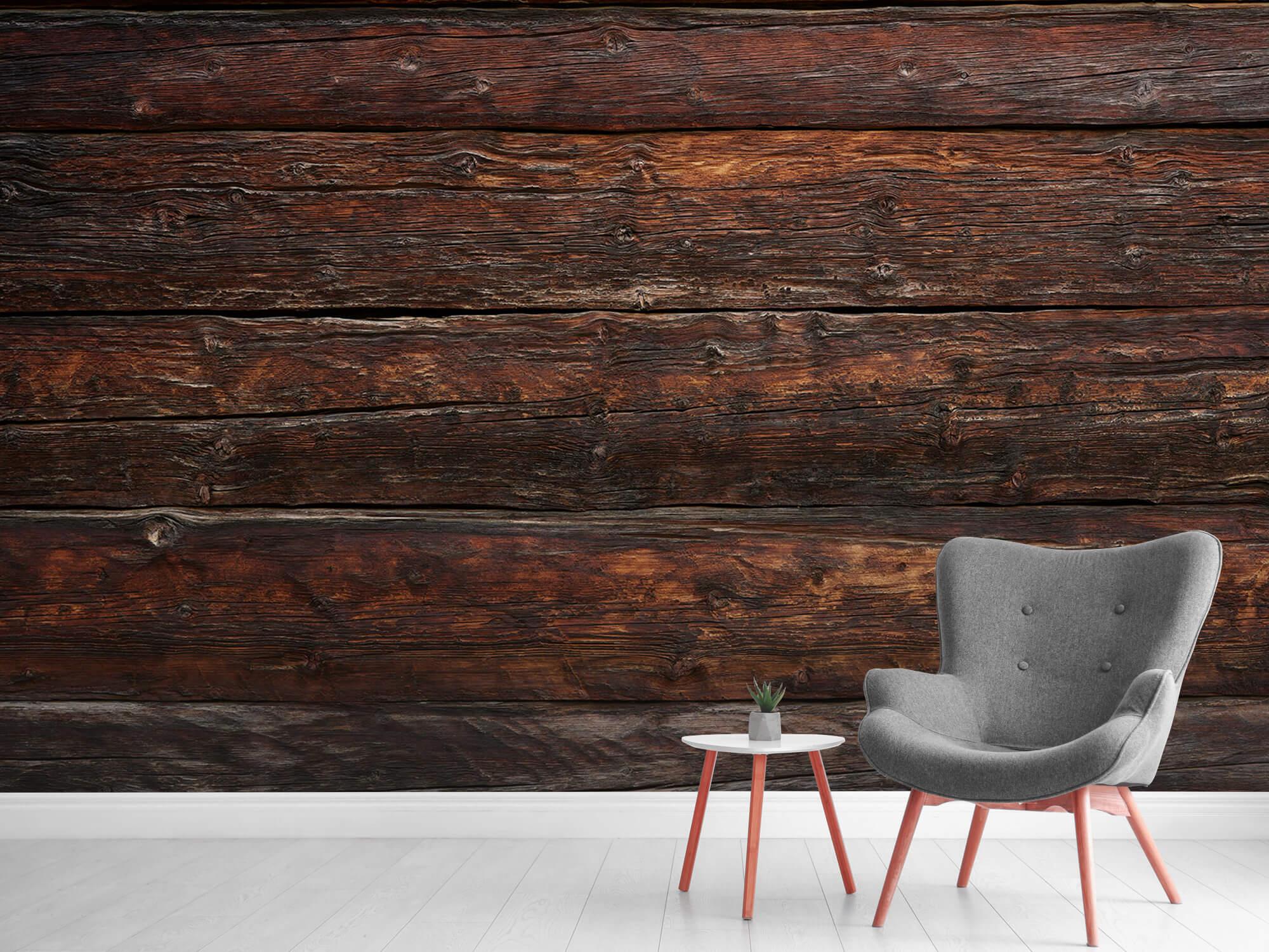 wallpaper Grof hout 11