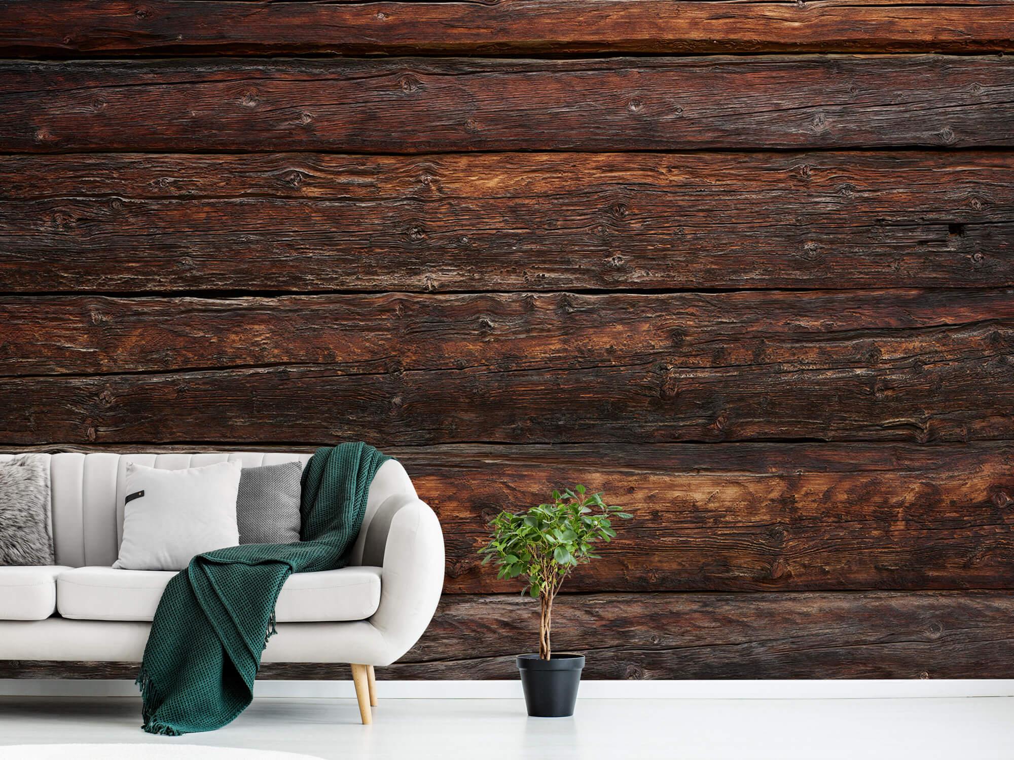 wallpaper Grof hout 8