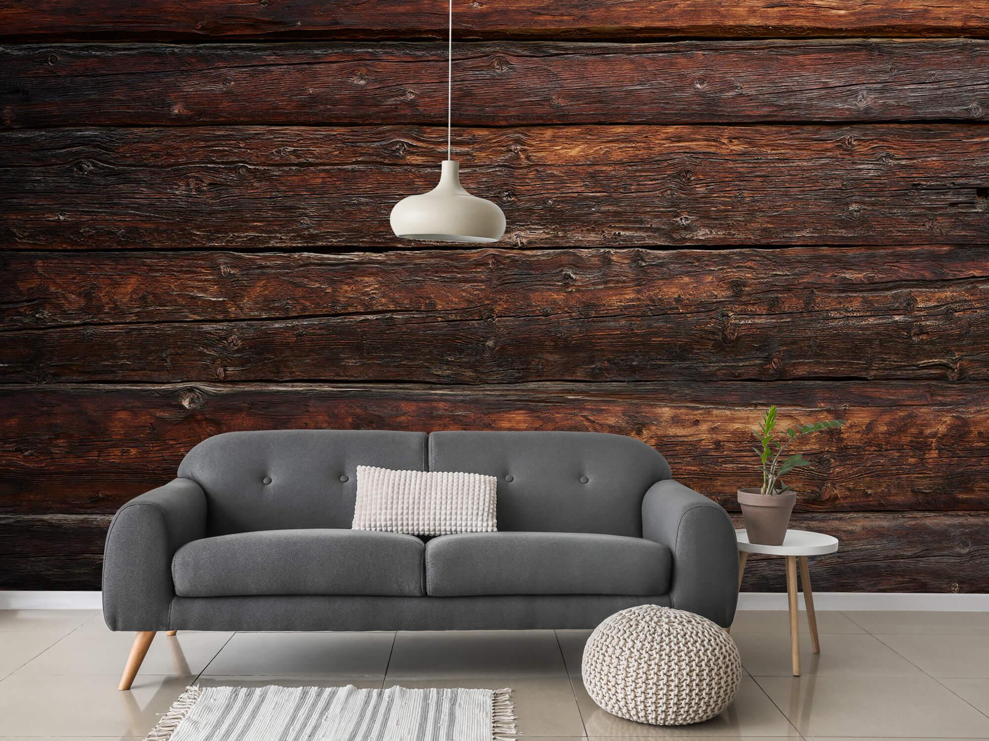 wallpaper Grof hout 3