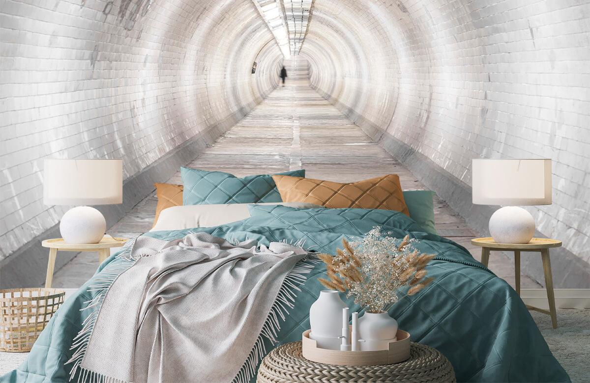 wallpaper Ondergrondse tunnel 6
